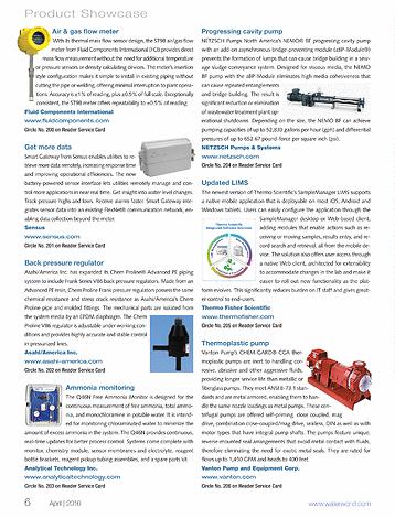 WaterWorld - April 2016 - page 6