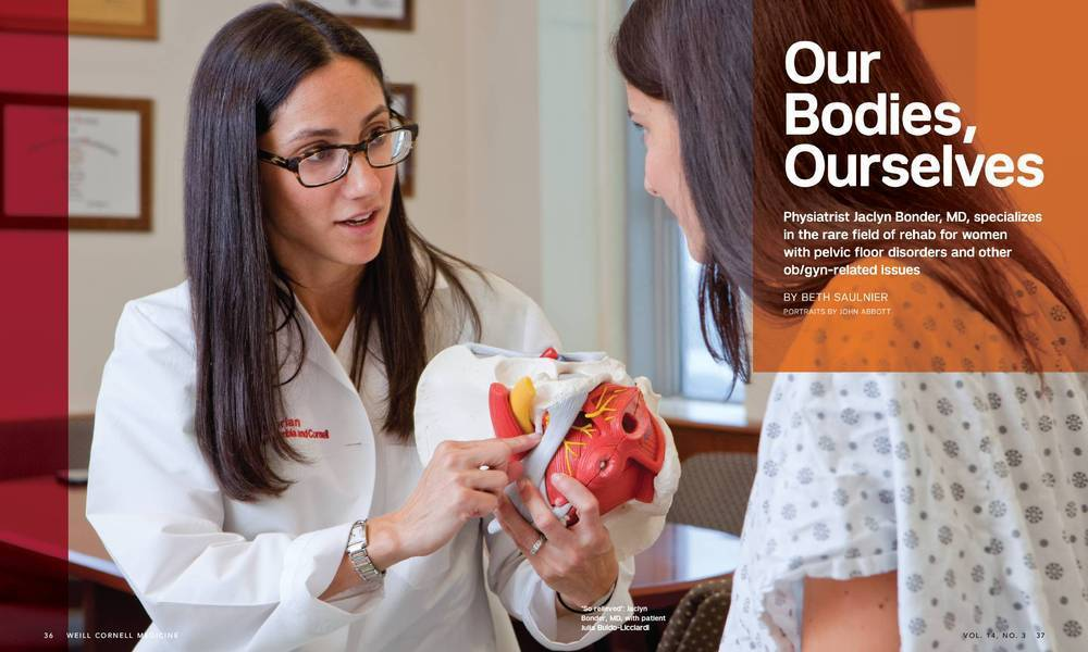 Weill Cornell Medicine - Vol  14, No  3 - Our Bodies, Oursselves