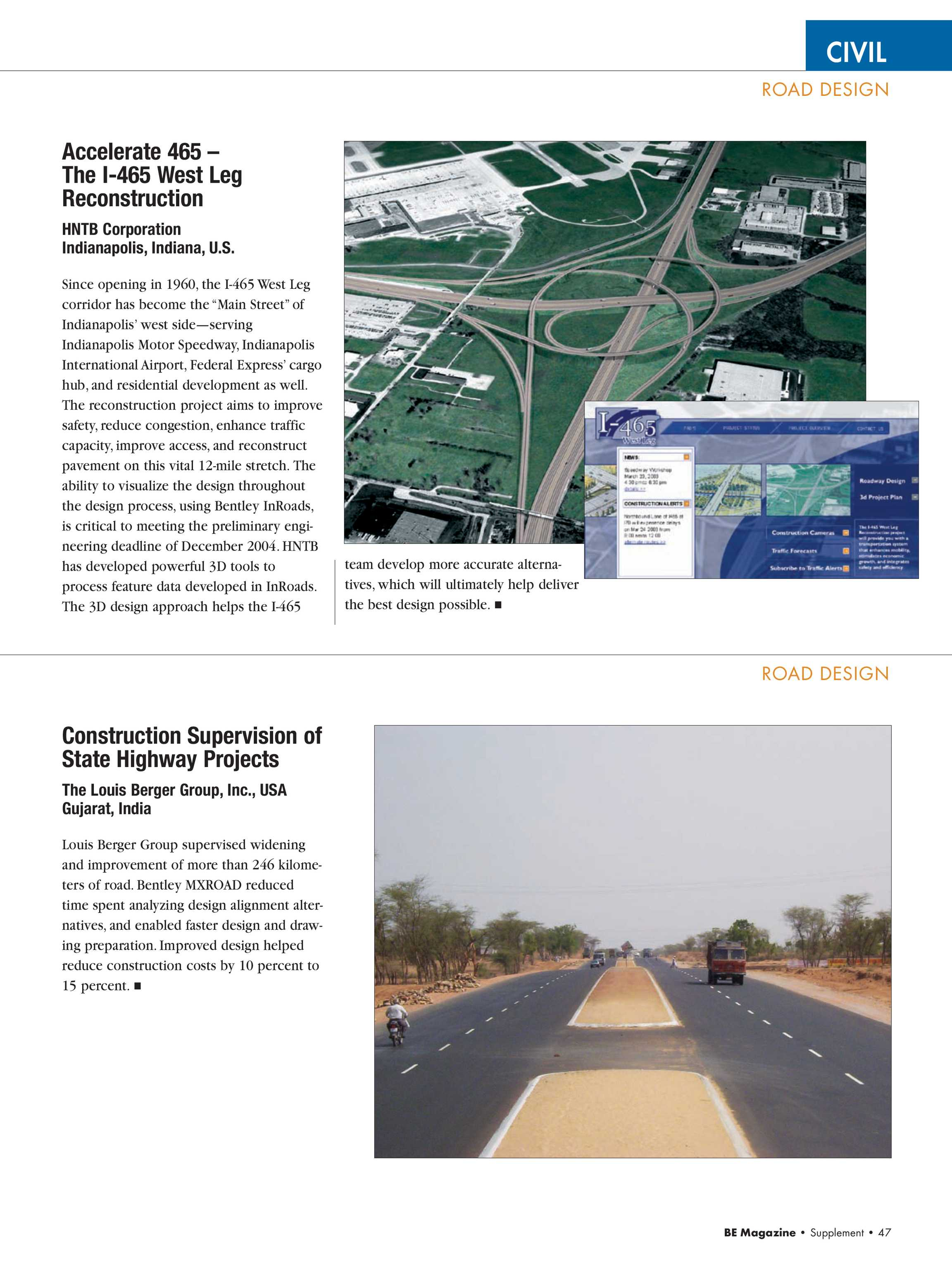 Year In Infrastructure 2004 - page 47