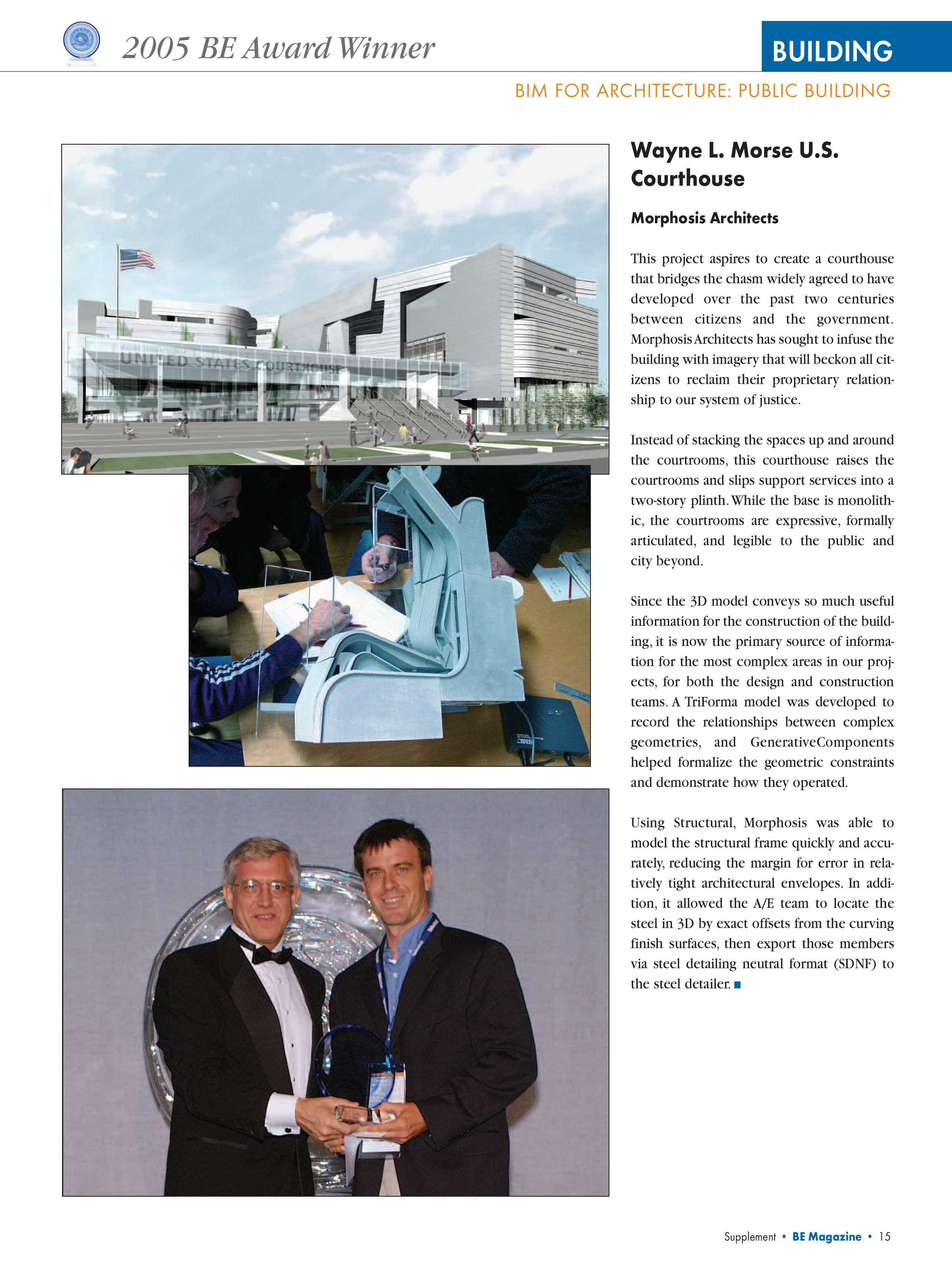 Year In Infrastructure 2005 - page 15