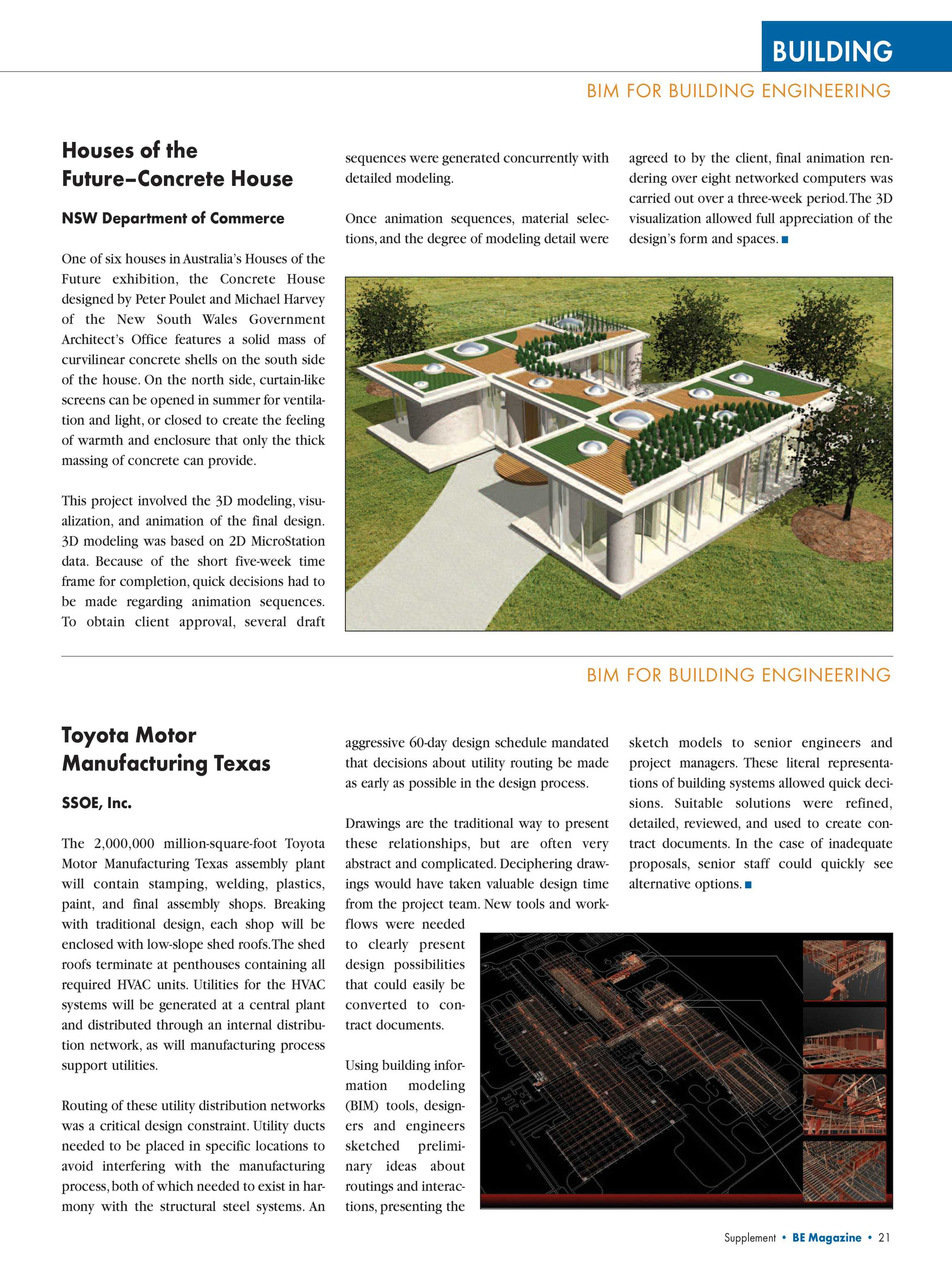 Year In Infrastructure 2005 - page 21