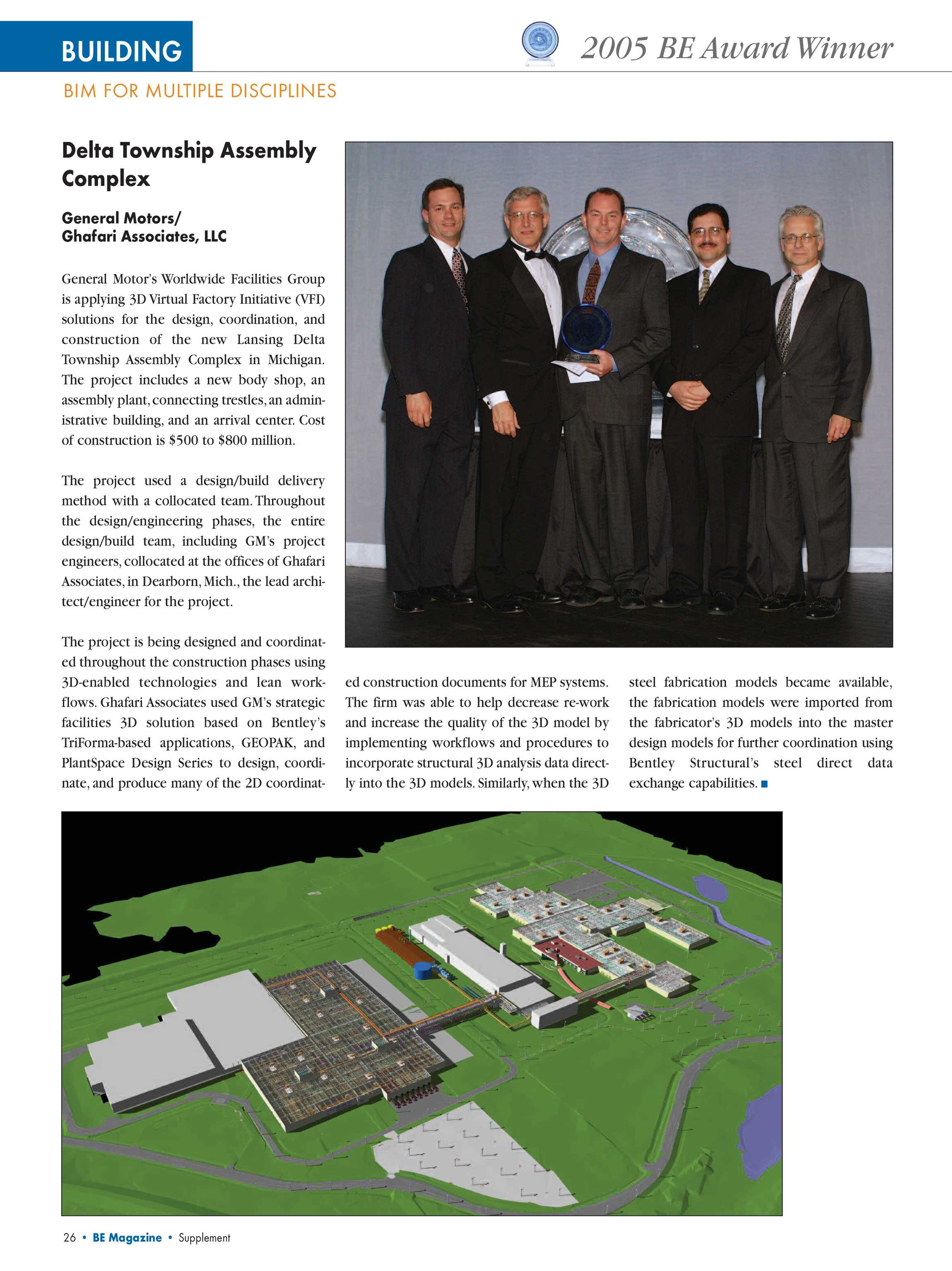 Year In Infrastructure 2005 - page 26