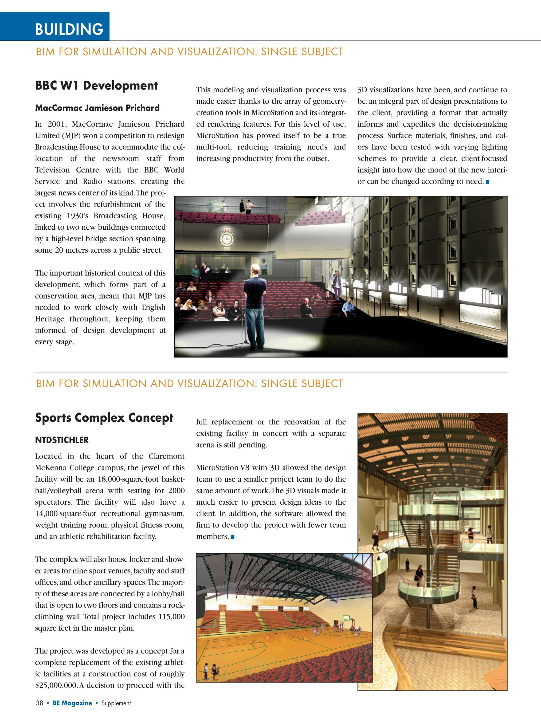 Year In Infrastructure 2005 - page 38