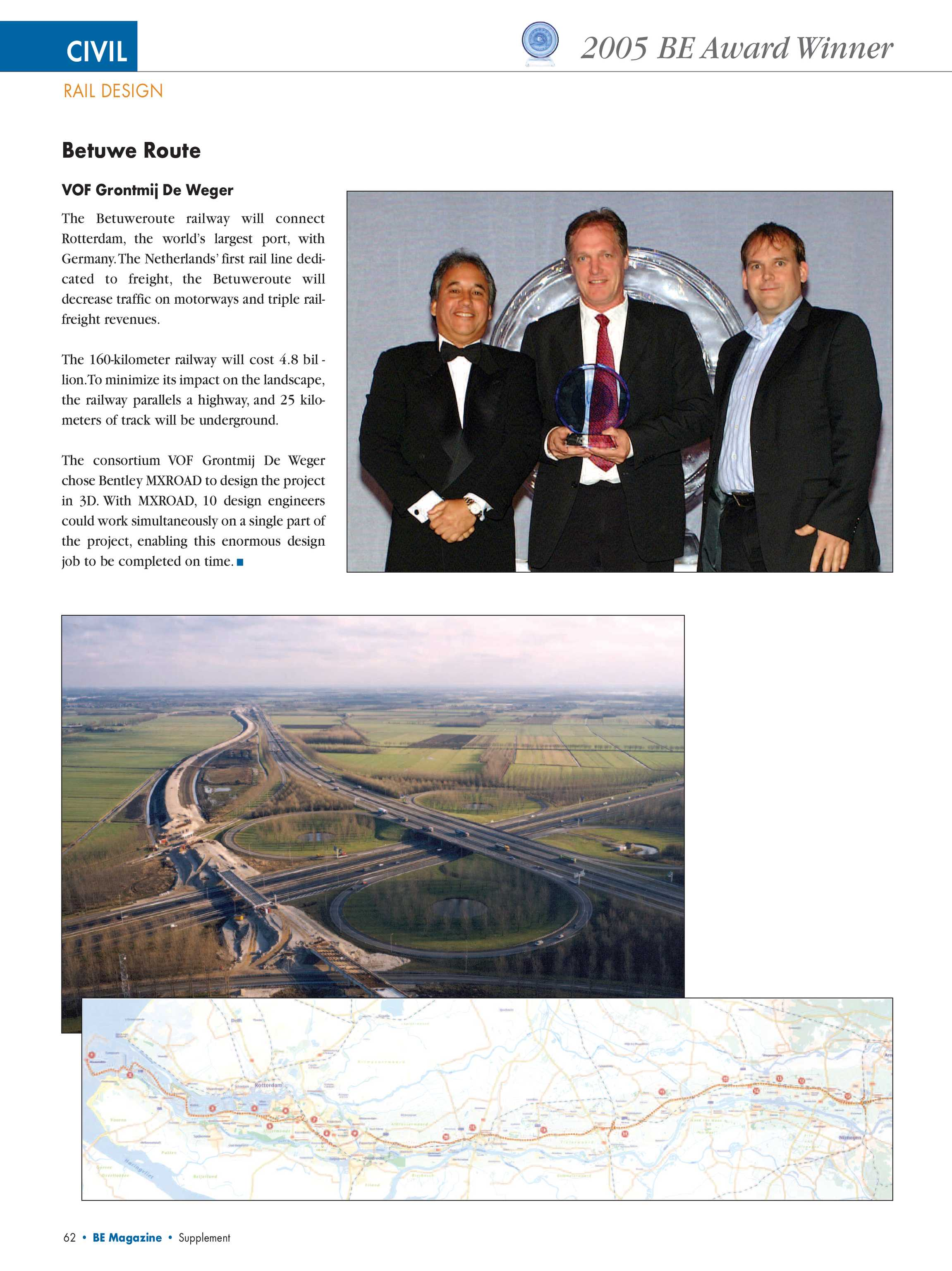 Year In Infrastructure 2005 - page 63