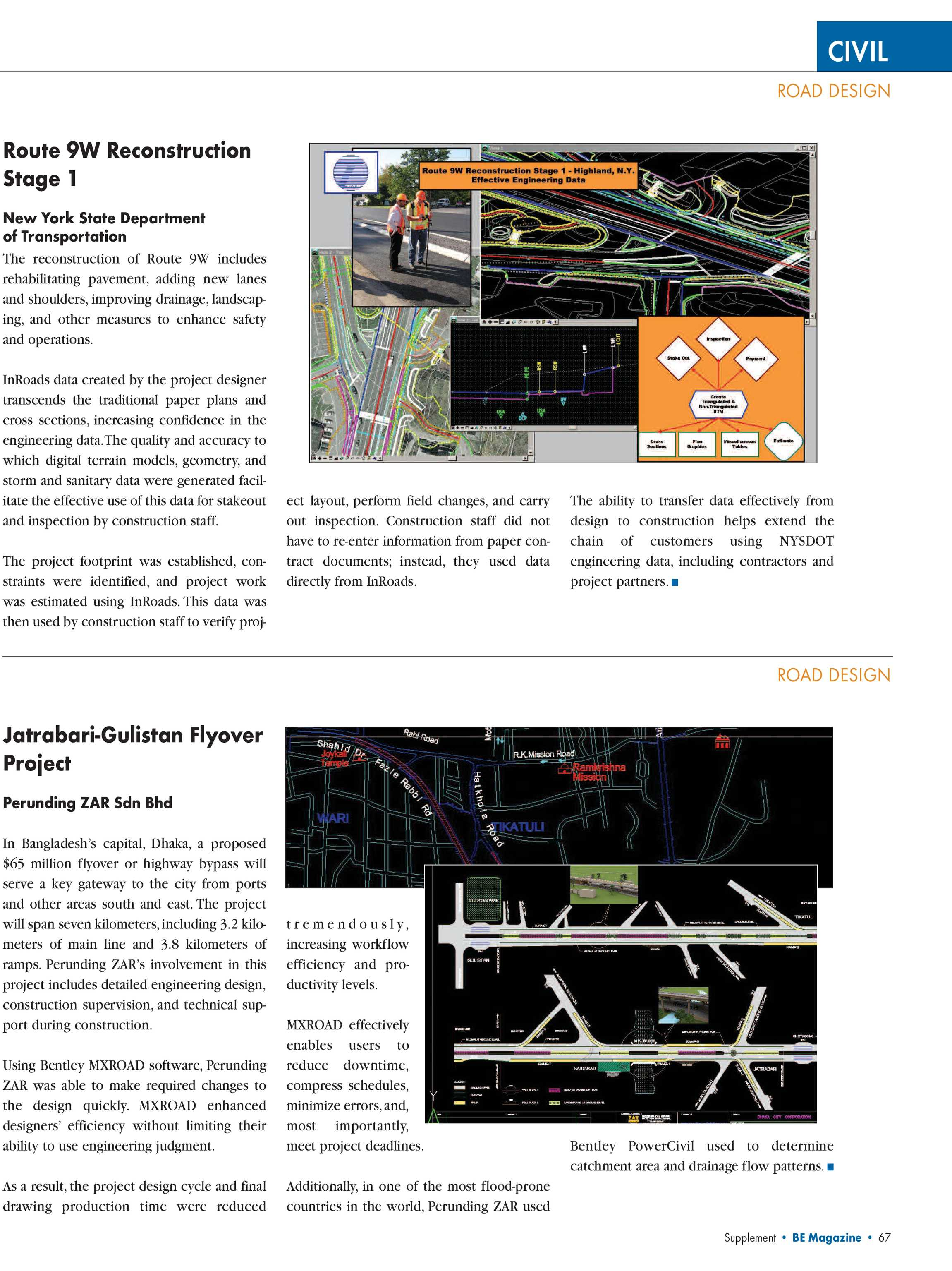 Year In Infrastructure 2005 - page 68