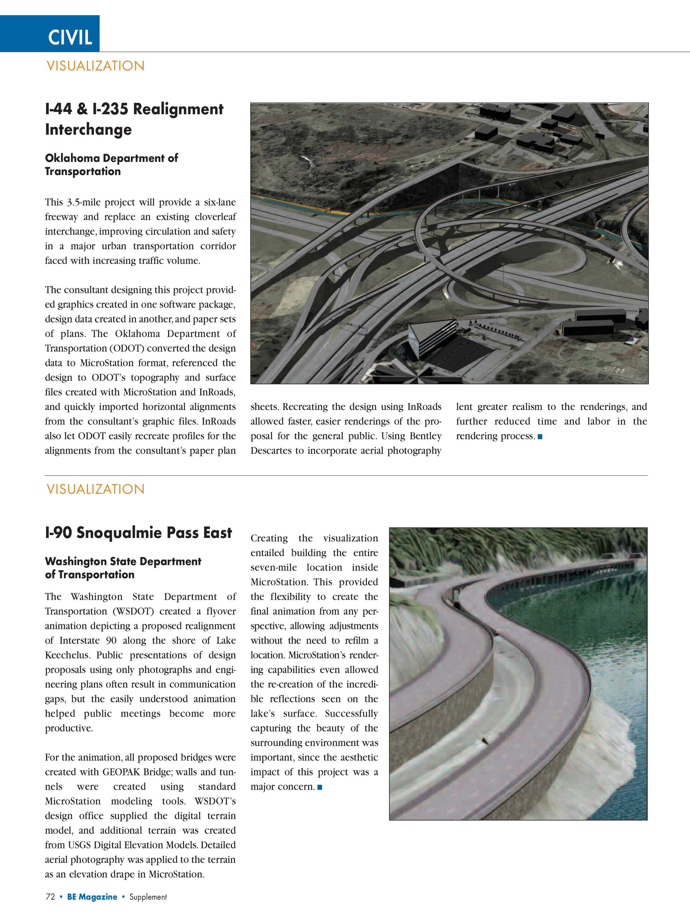 Year In Infrastructure 2005 - page 72