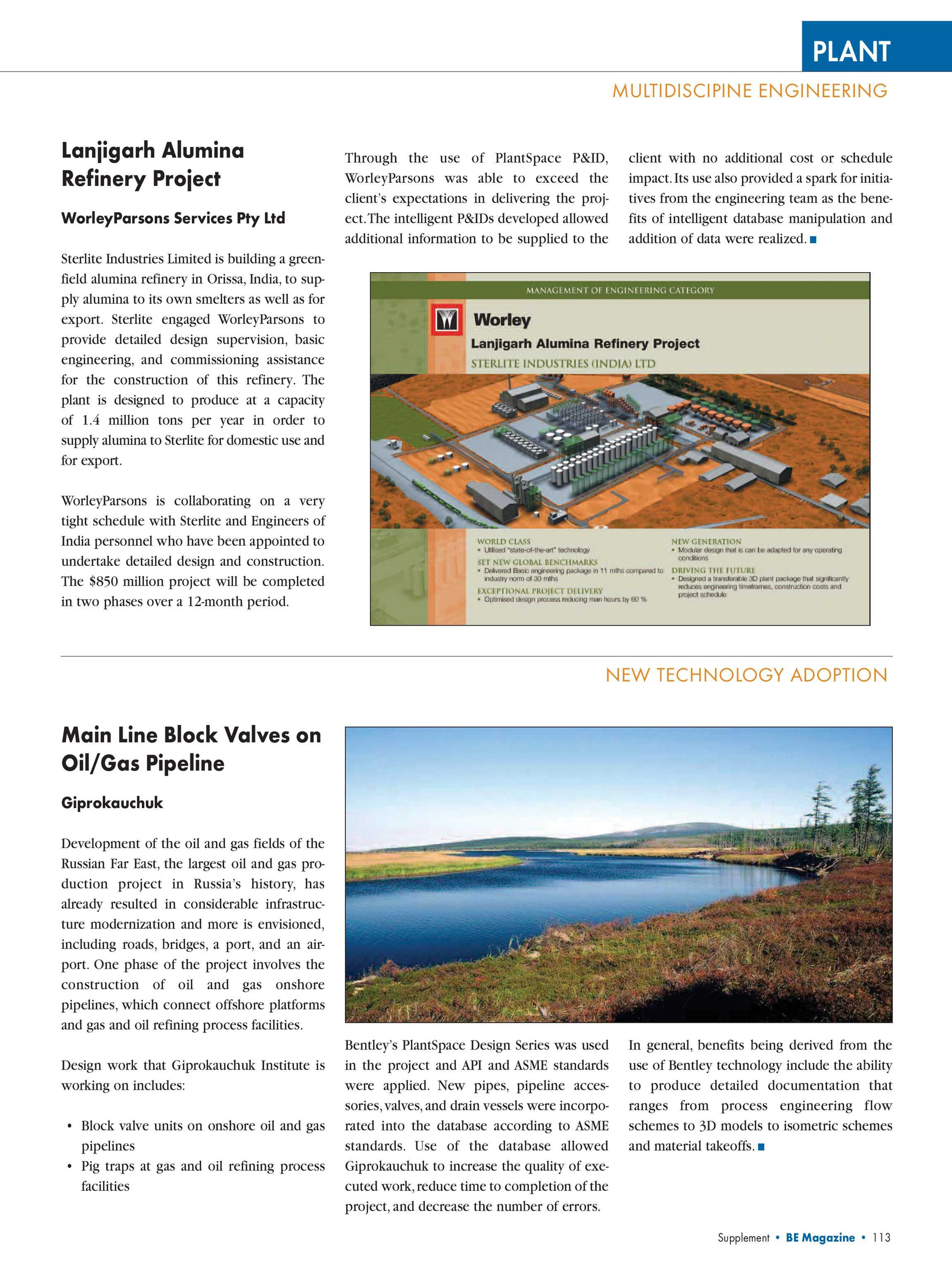 Year In Infrastructure 2005 - page 113