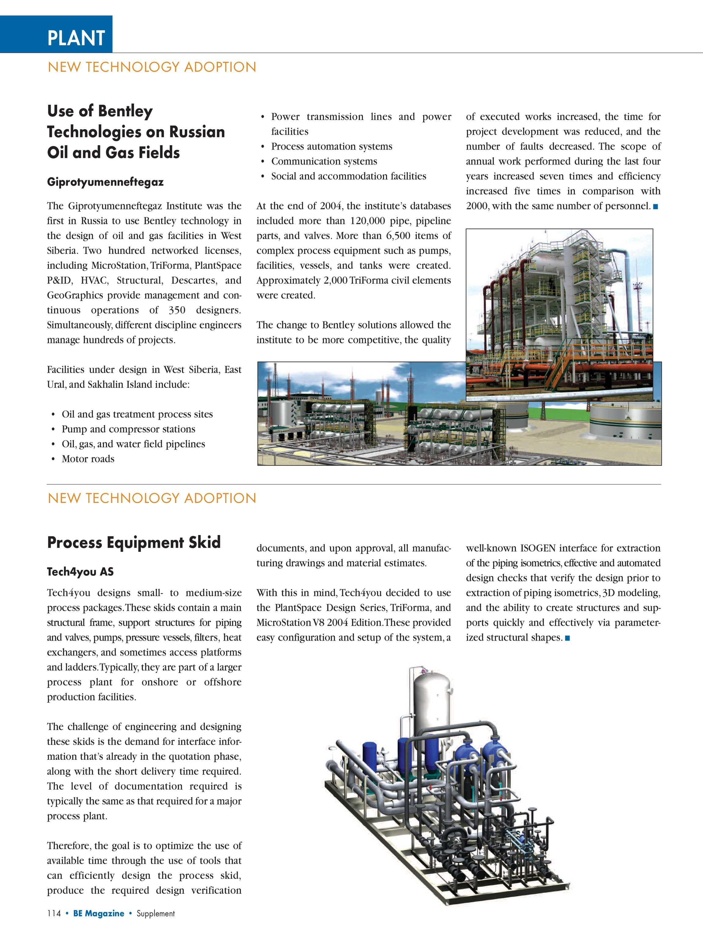 Year In Infrastructure 2005 - page 114