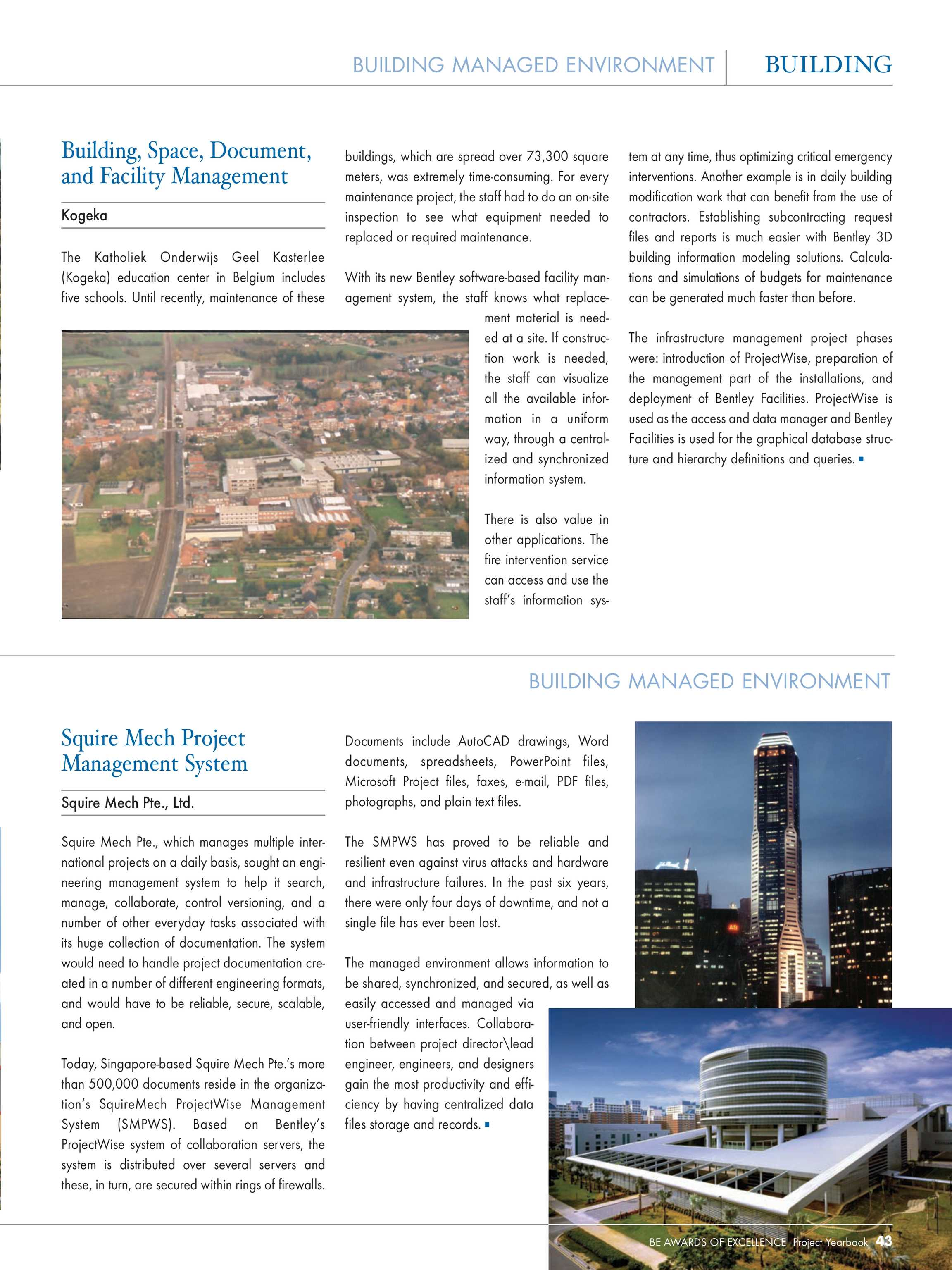 Year In Infrastructure 2006 - page 42
