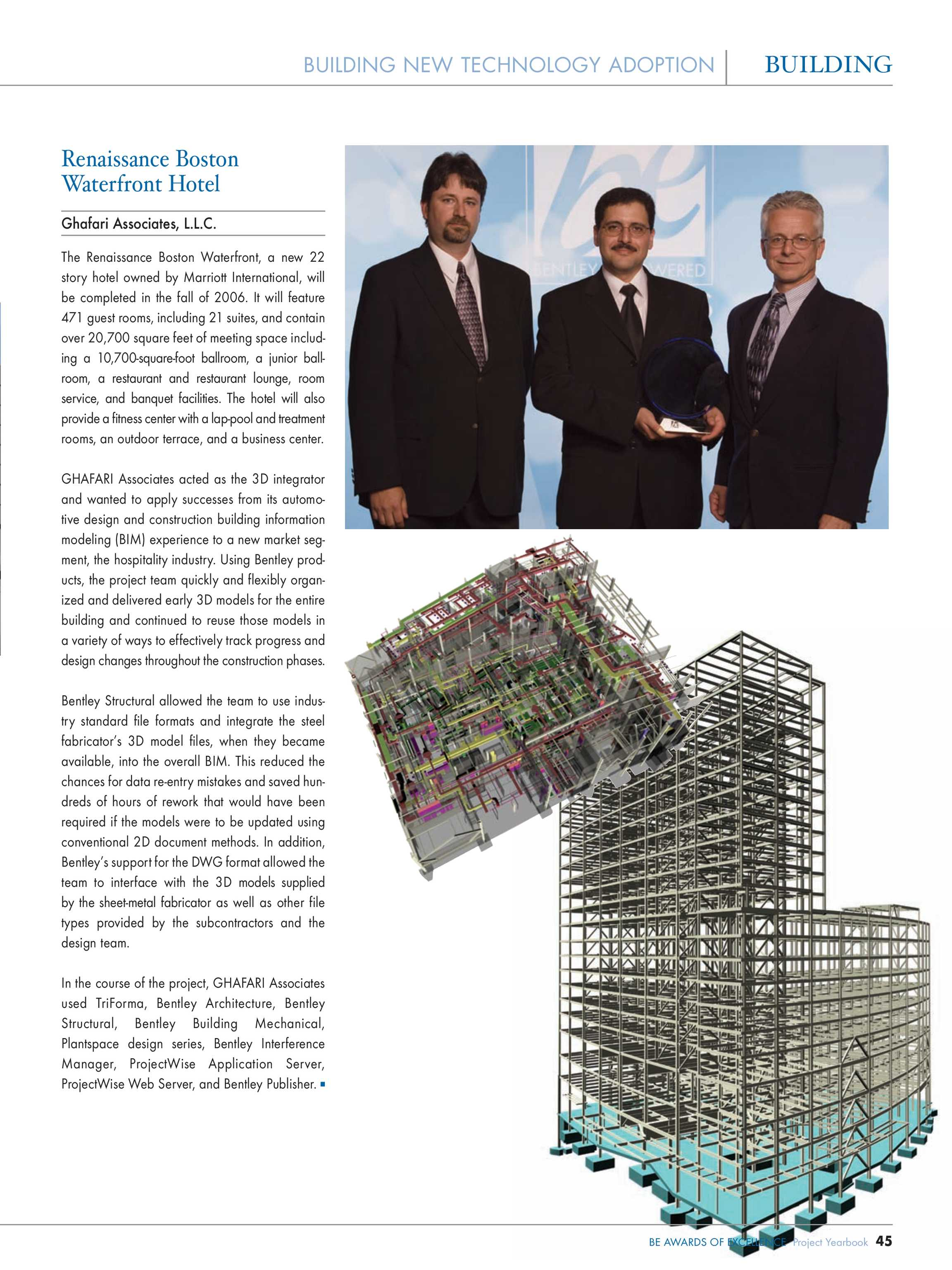 Year In Infrastructure 2006 - page 45