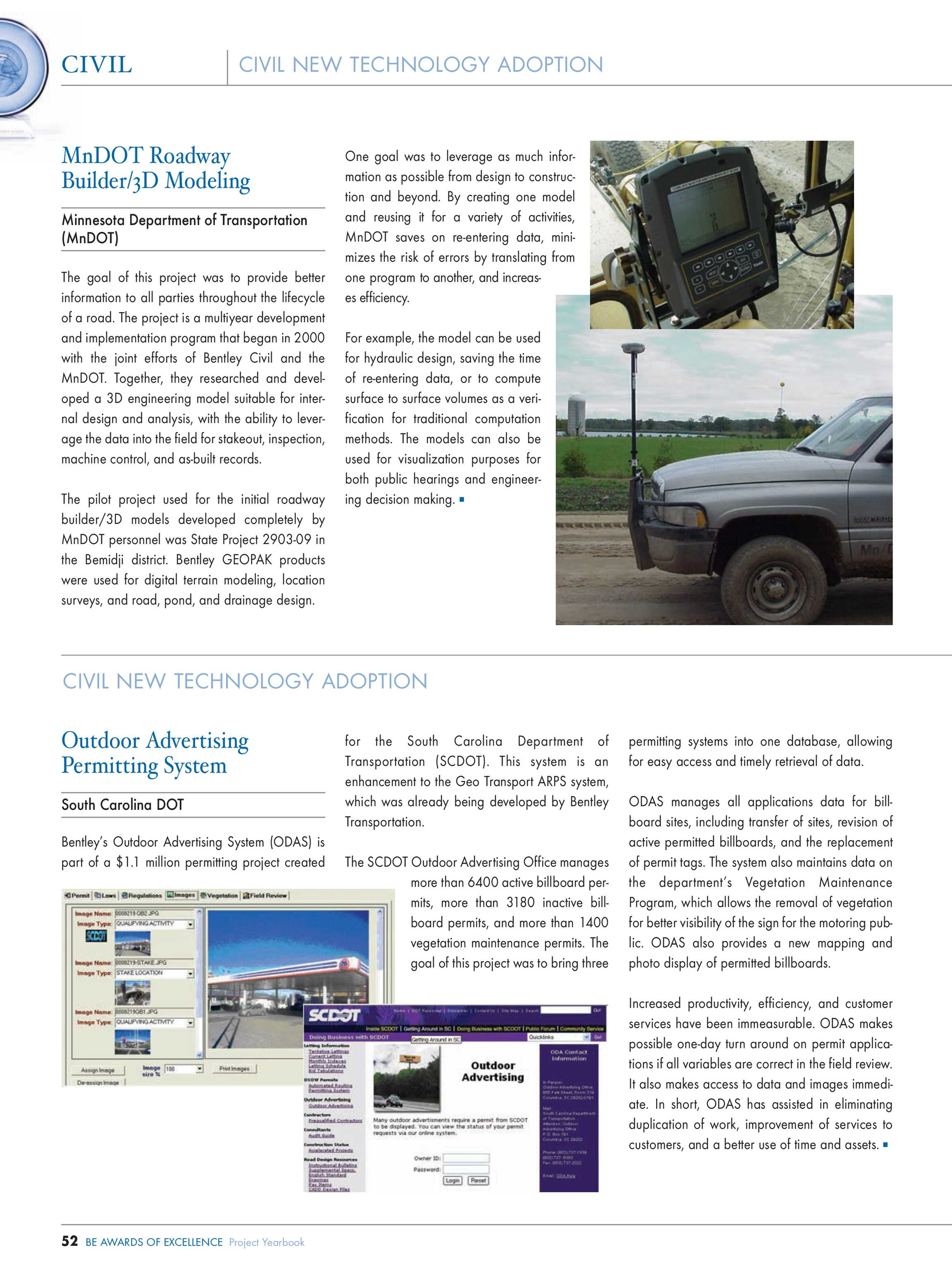 Year In Infrastructure 2006 - page 52