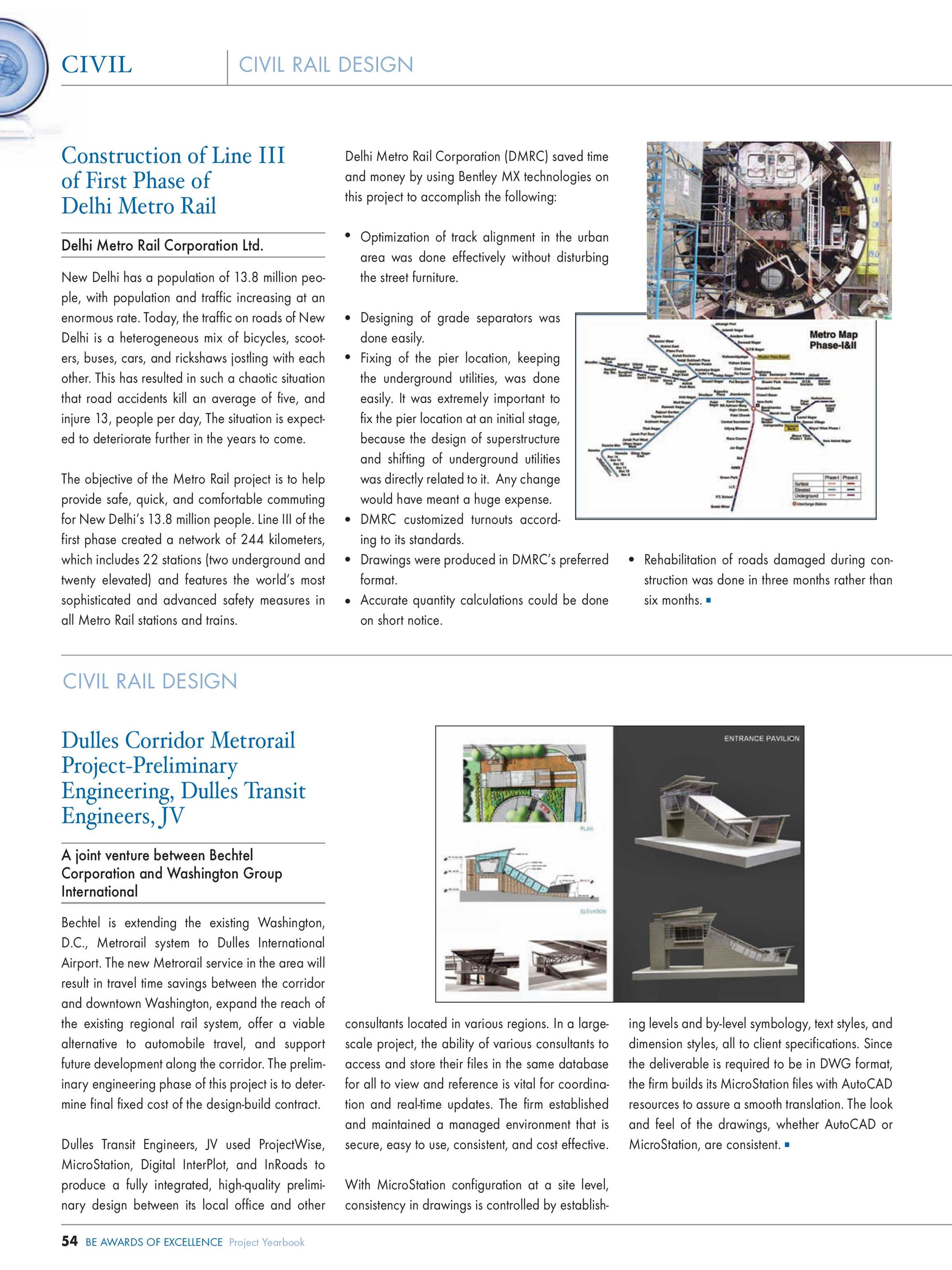 Year In Infrastructure 2006 - page 54