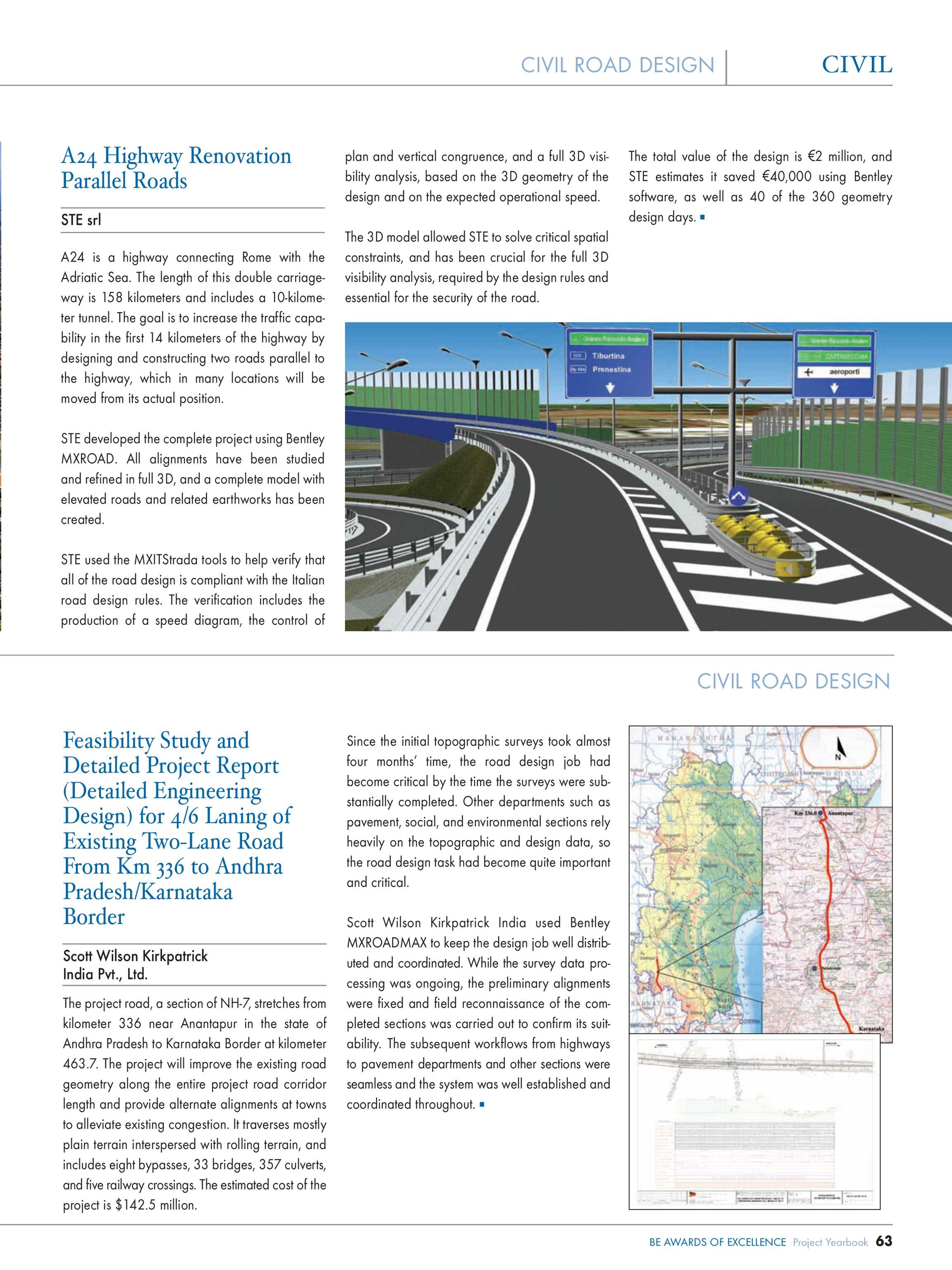 Year In Infrastructure 2006 - page 63