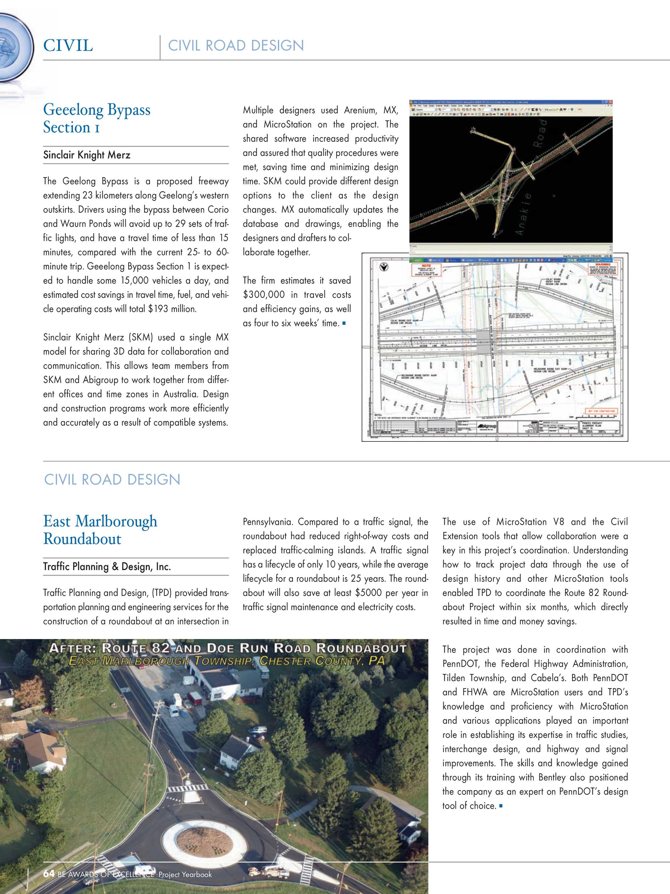 Year In Infrastructure 2006 - page 64