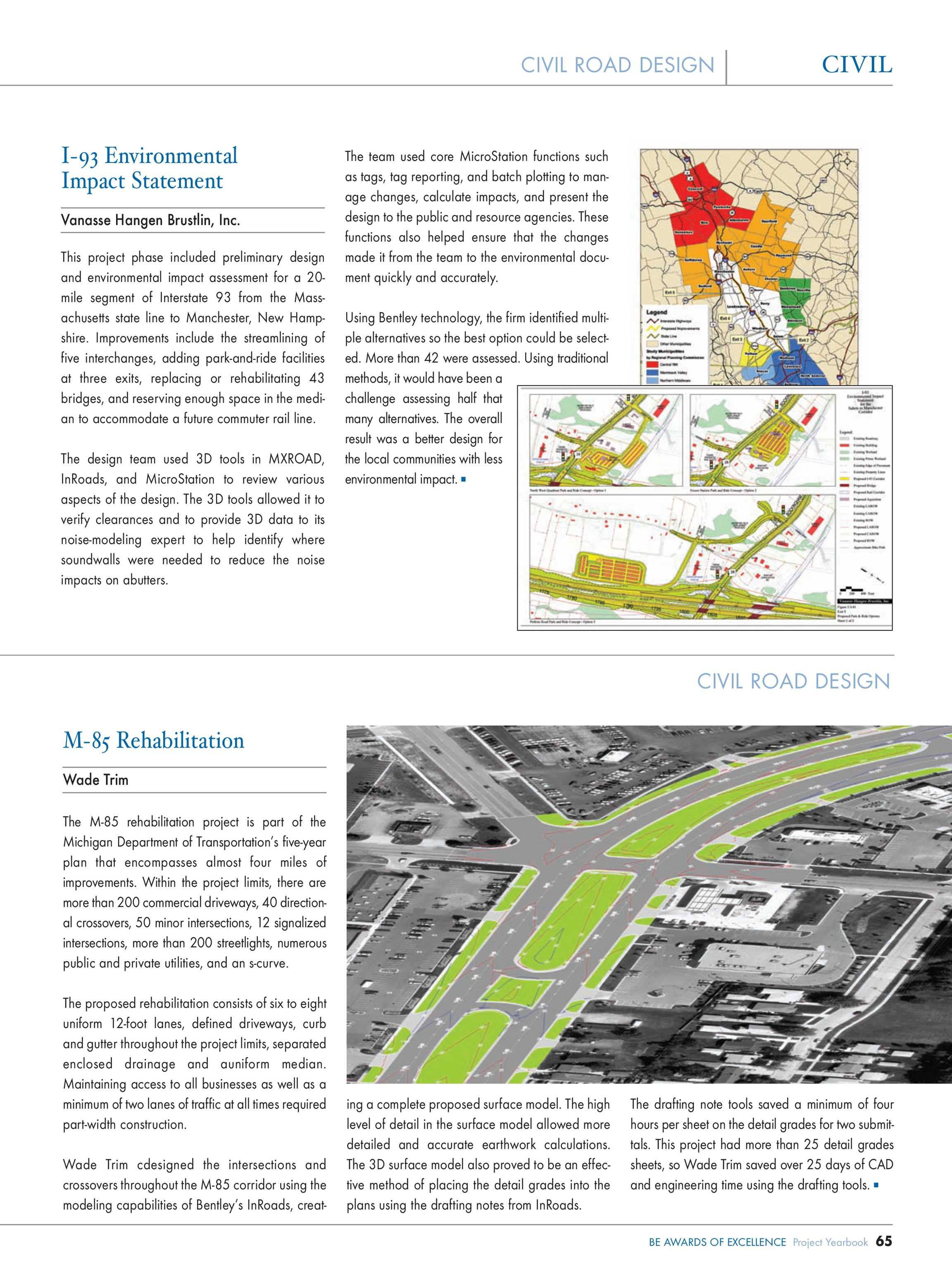 Year In Infrastructure 2006 - page 65
