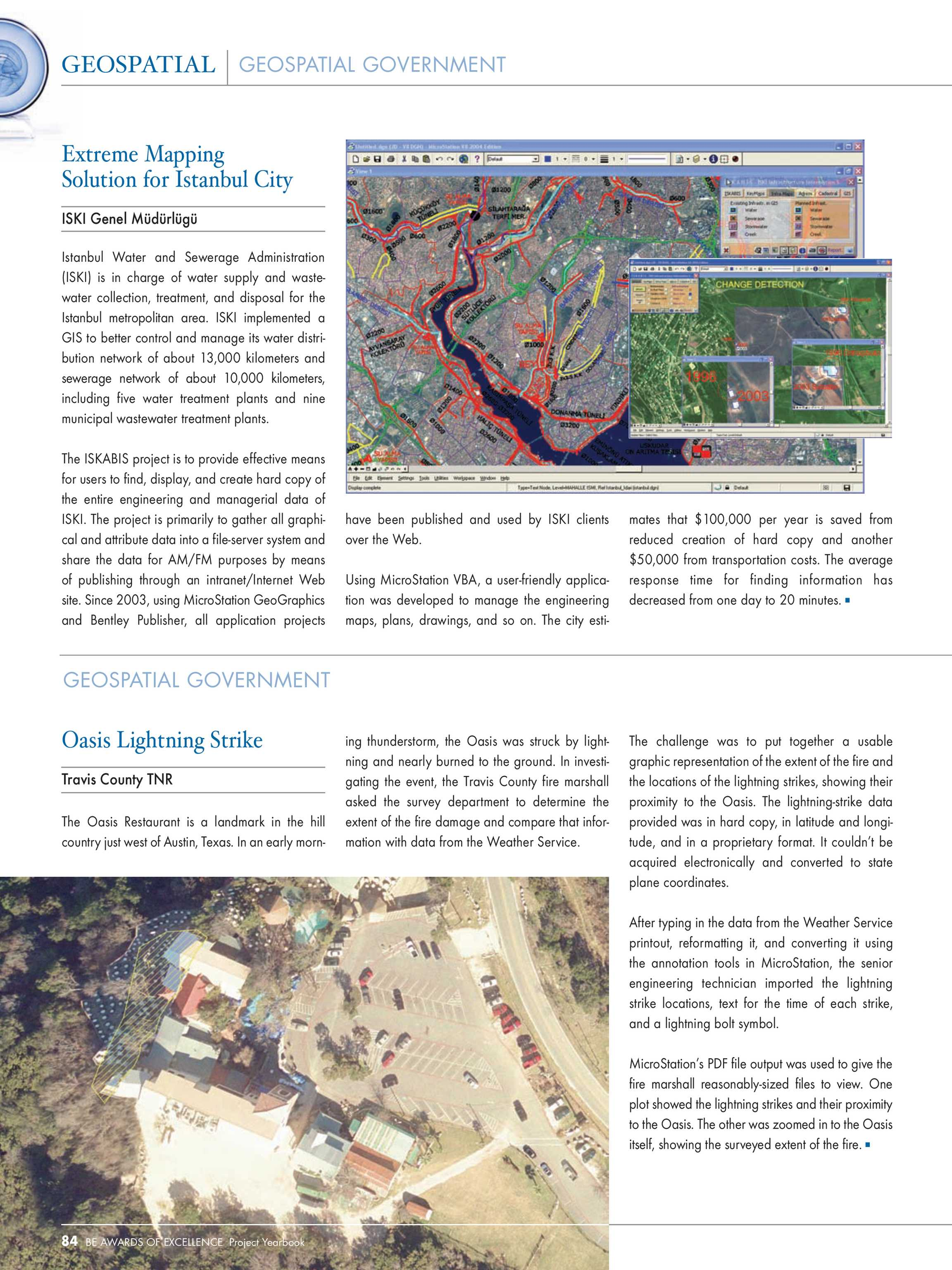Year In Infrastructure 2006 - page 84