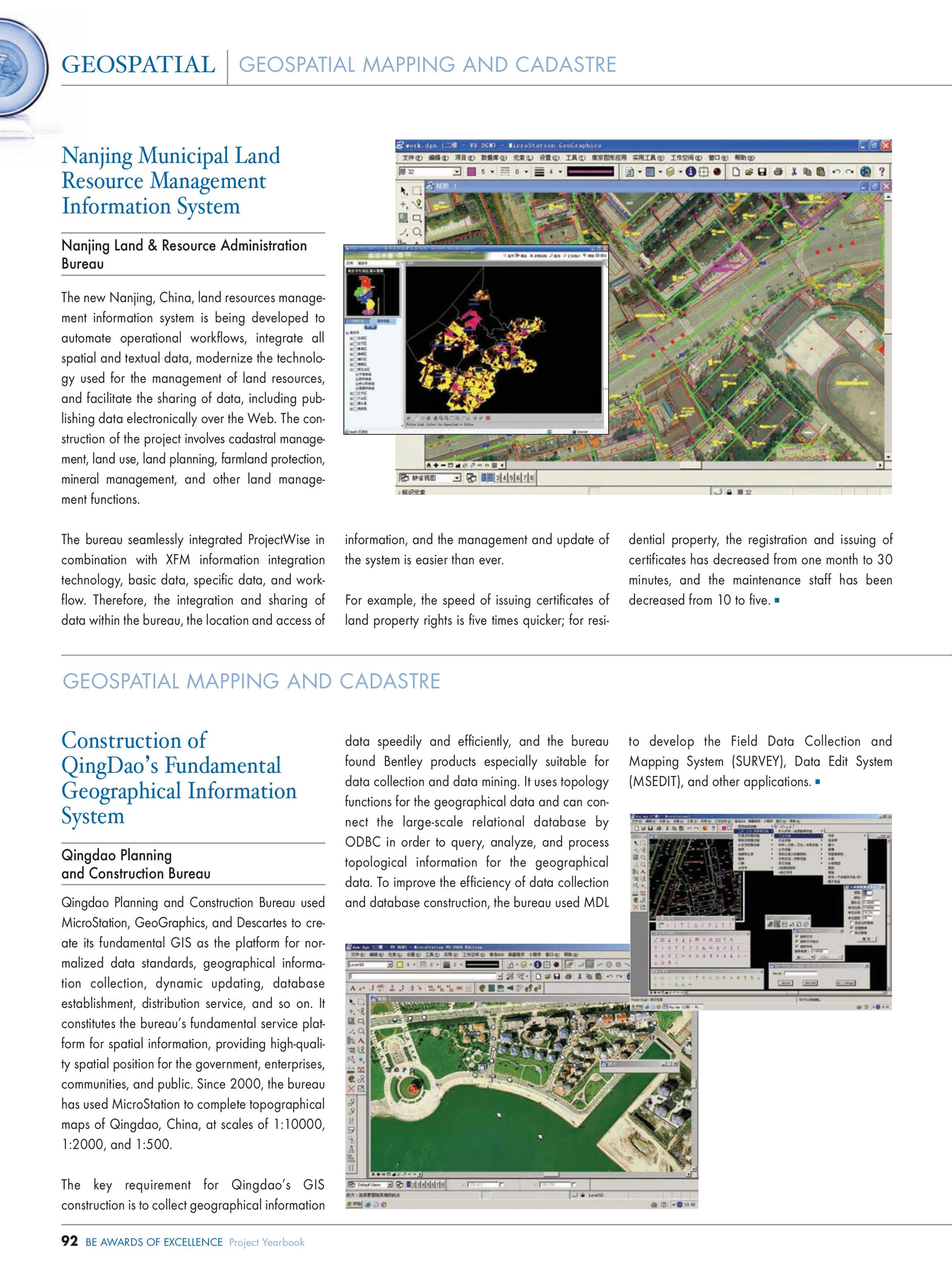 Year In Infrastructure 2006 - page 93