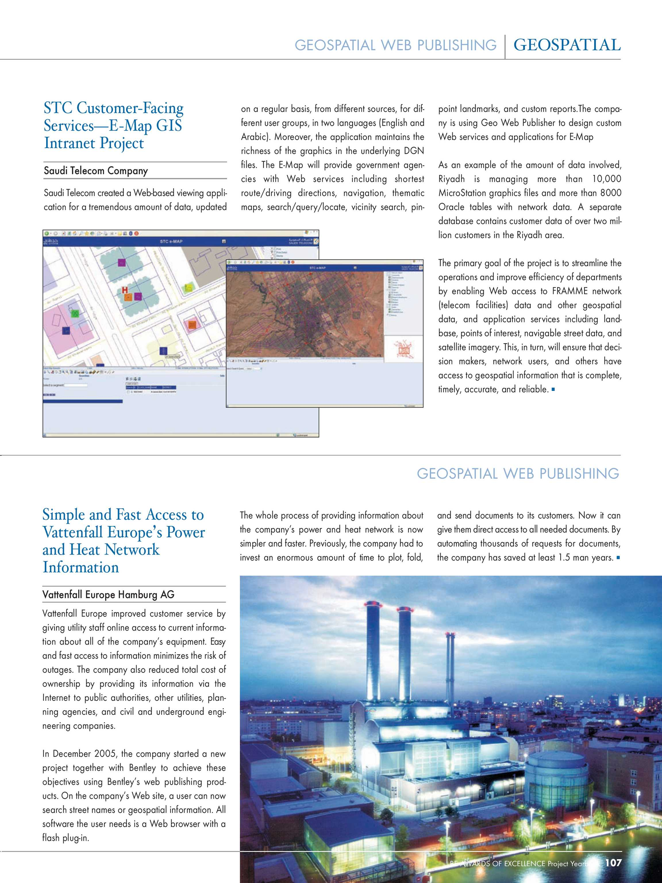Year In Infrastructure 2006 - page 107