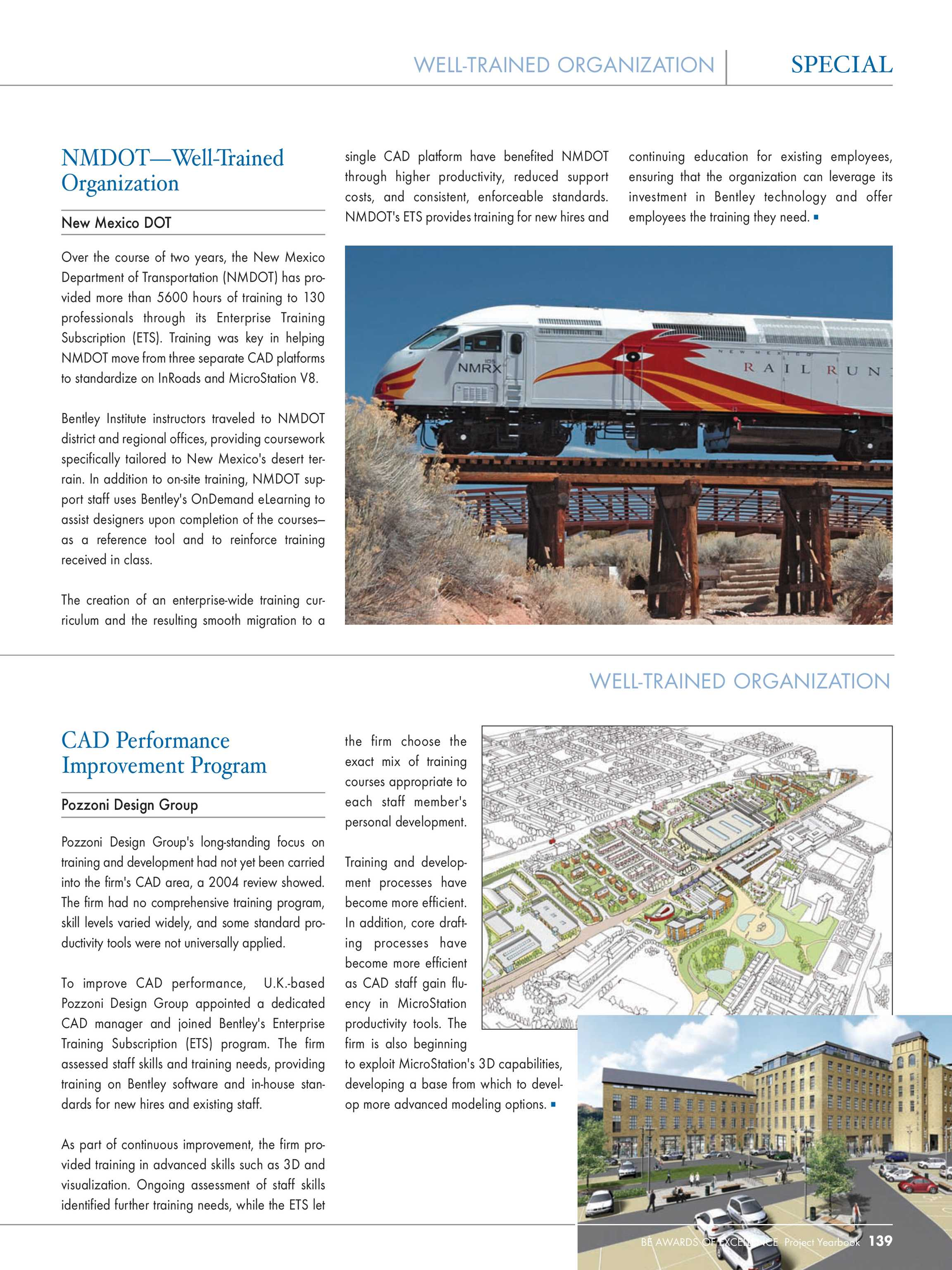 Year In Infrastructure 2006 - page 140