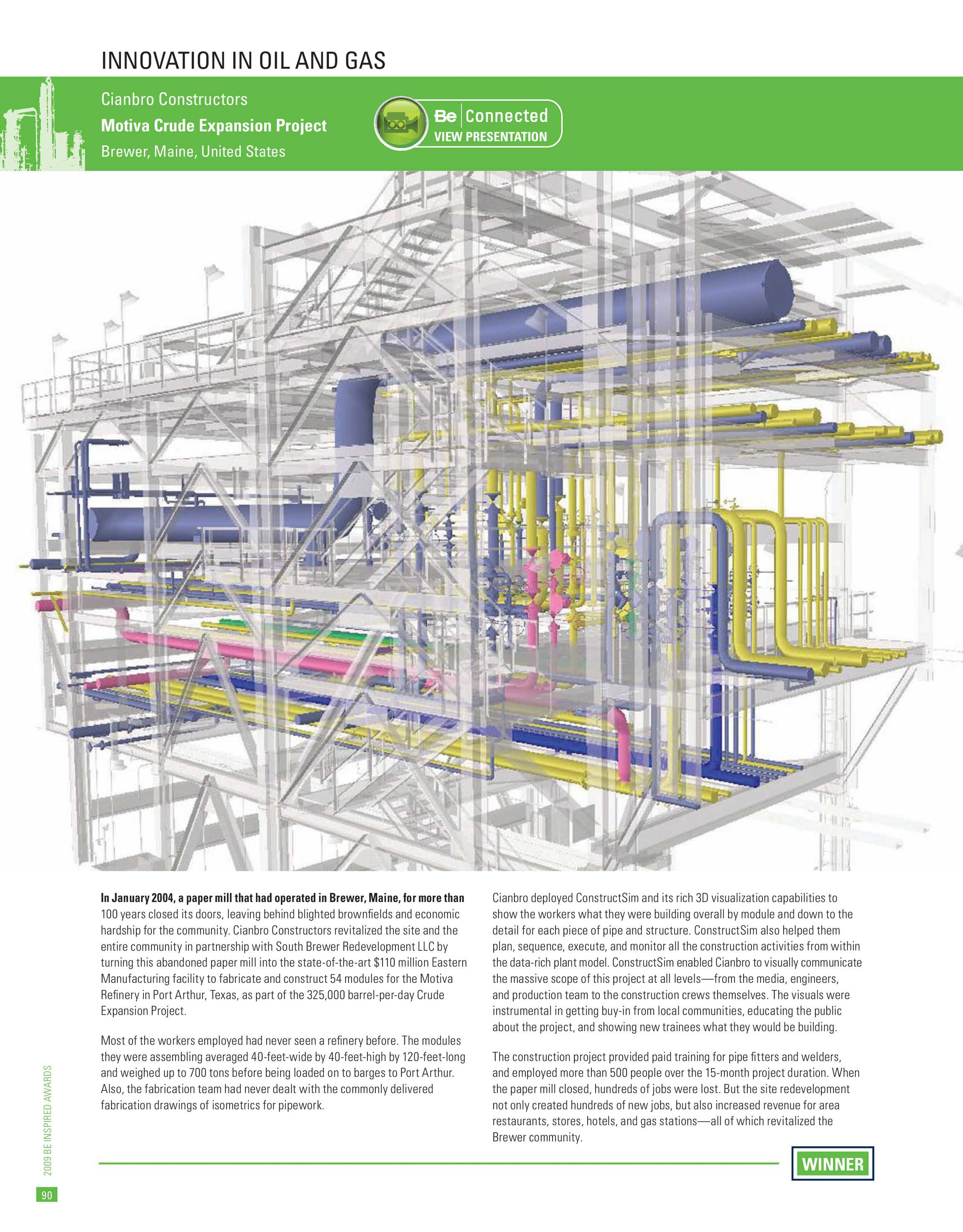 Year In Infrastructure 2009 - page 89