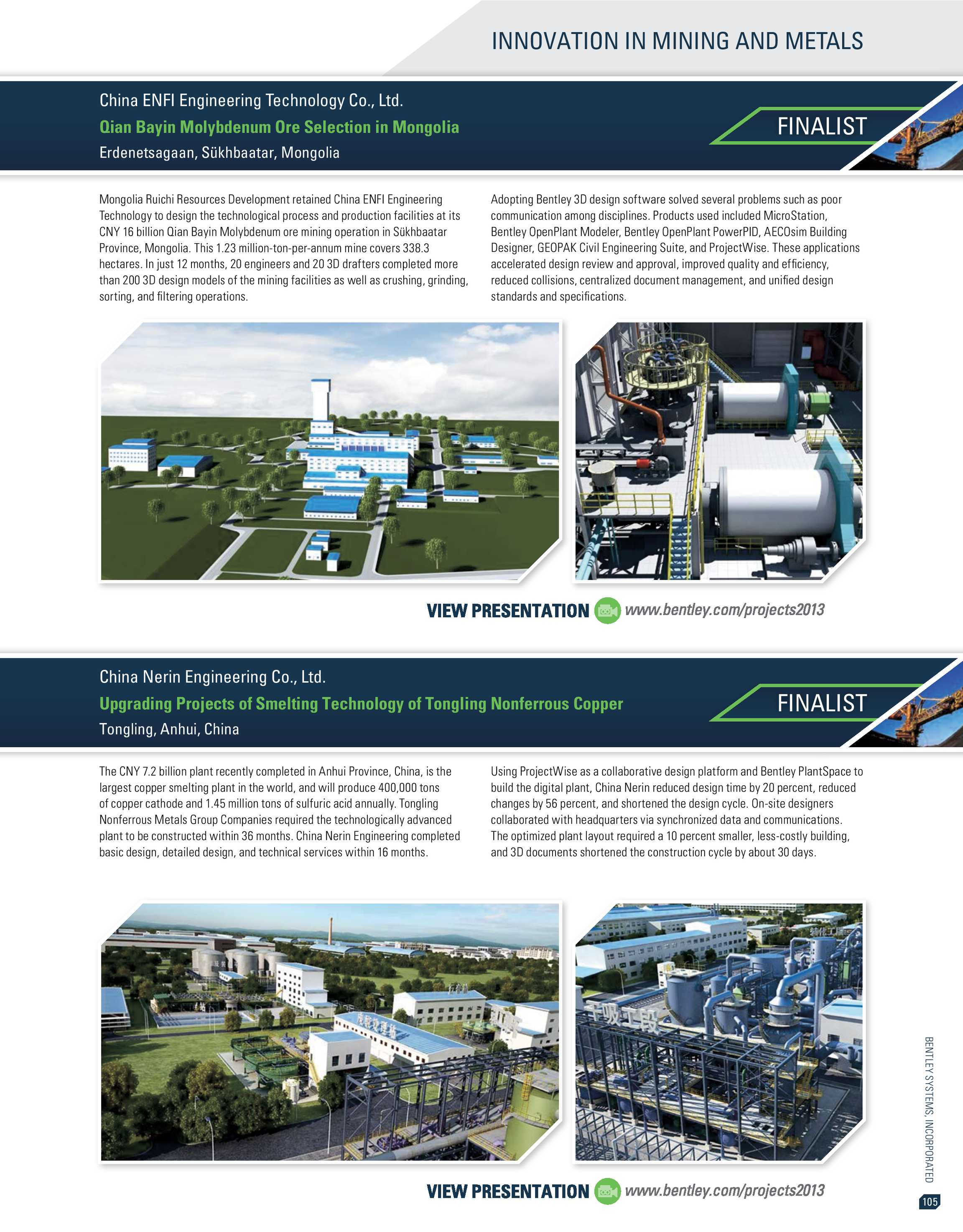 Year In Infrastructure 2013 - page 106