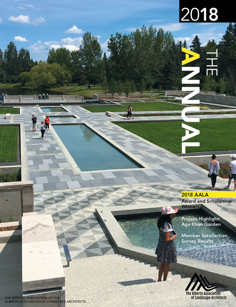 The Annual (AALA) - Annual 2018 - Cover