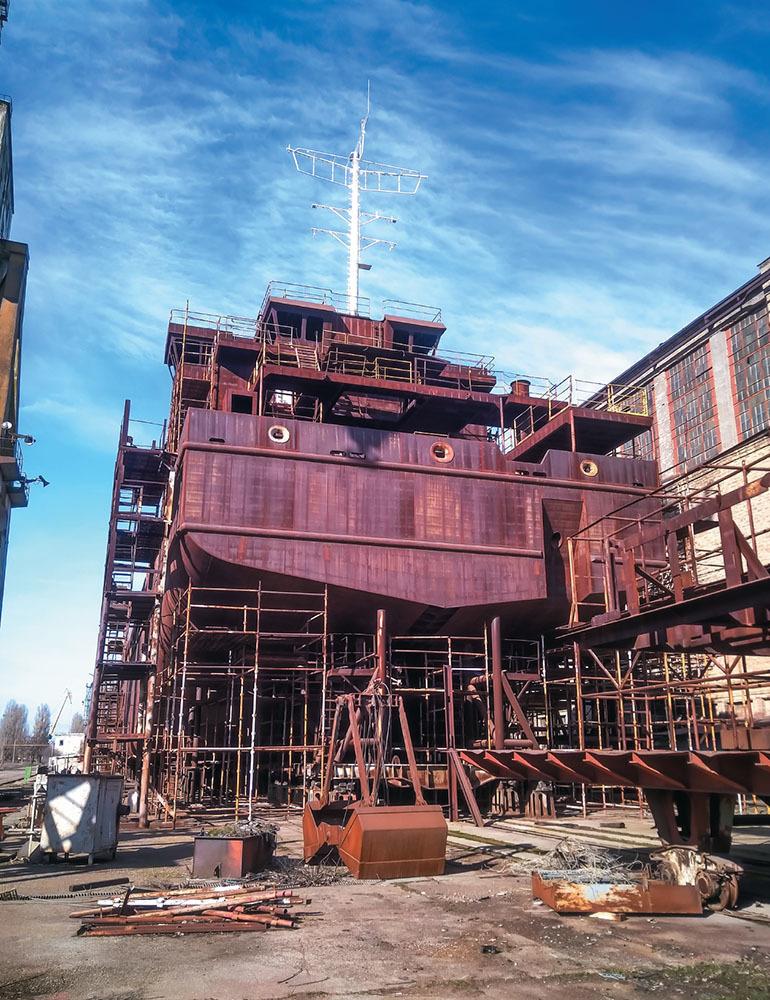 shipyards 101