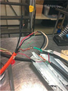 splicing a marsh marine plug