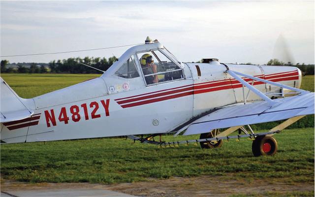 Agricultural Aviation - Spring 2018 - Riggin Flight Service