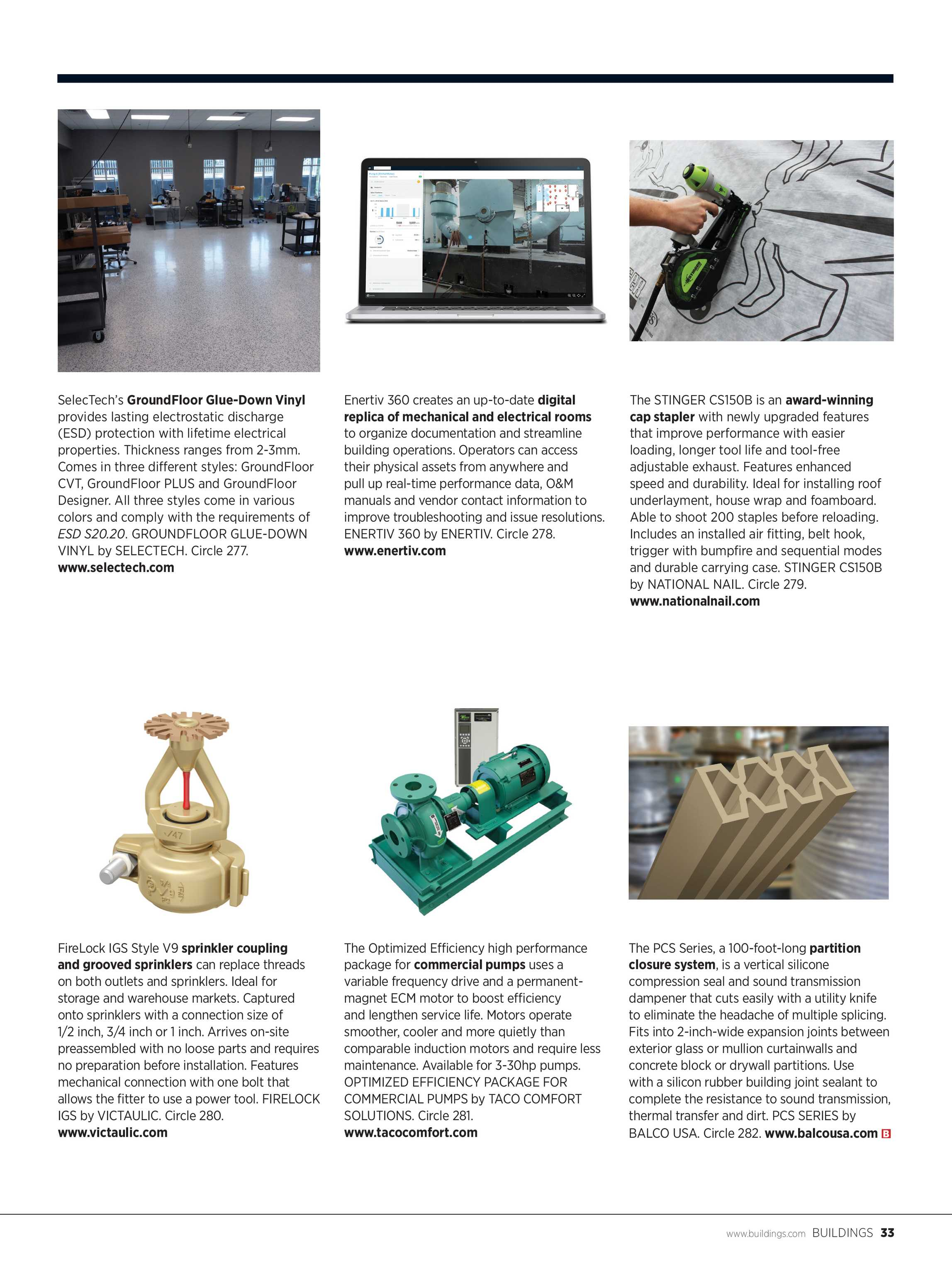 Buildings Magazine - March 2019 - page 34