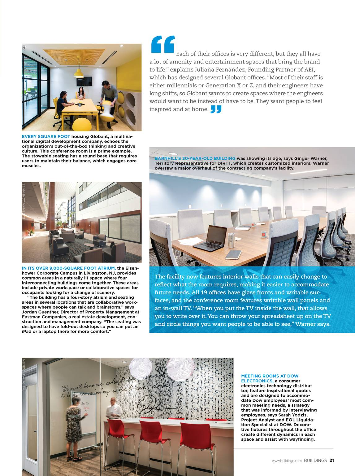 Buildings Magazine May 2017 Page 21