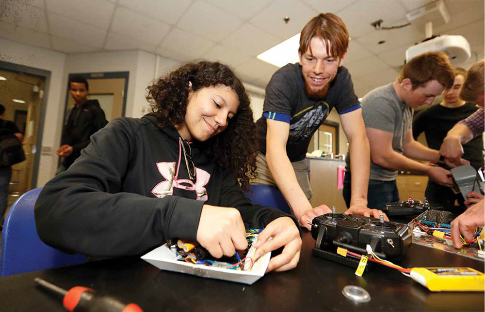 hands on learning at columbus state community college