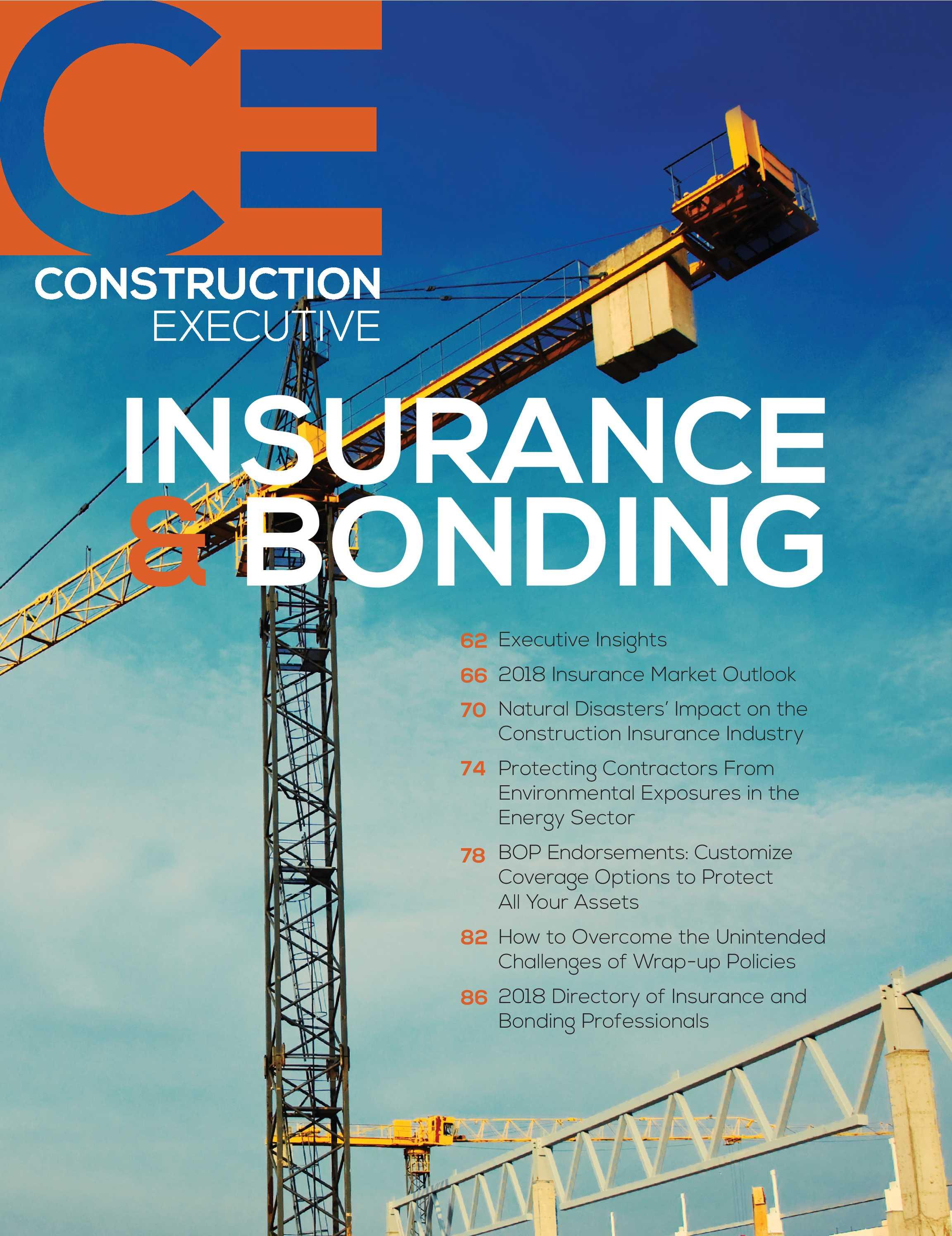 Construction Executive Magazine - April 2018 - page 61
