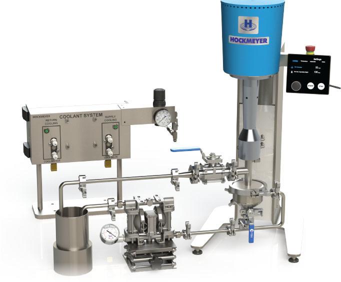 hockmeyer hec micromill nexgen setup