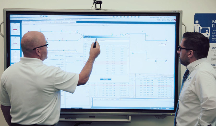 tc managing real time operations