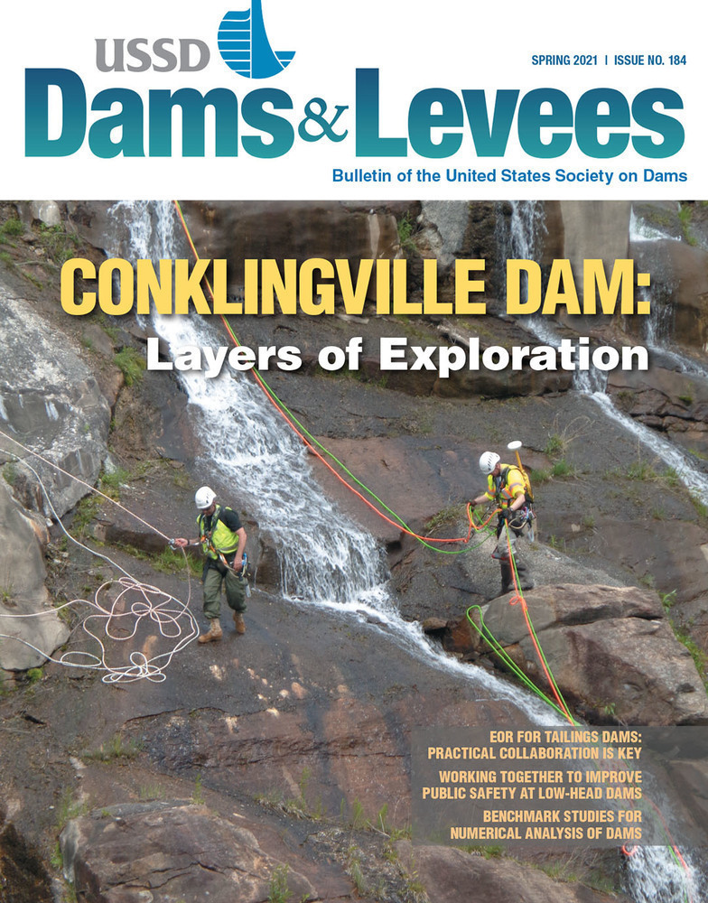 ussd dams and levees