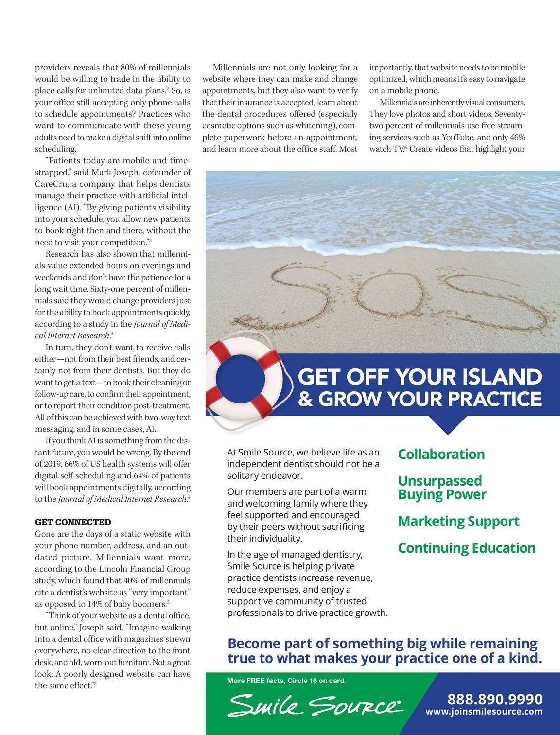 Dental Economics - December 2018 - page 30
