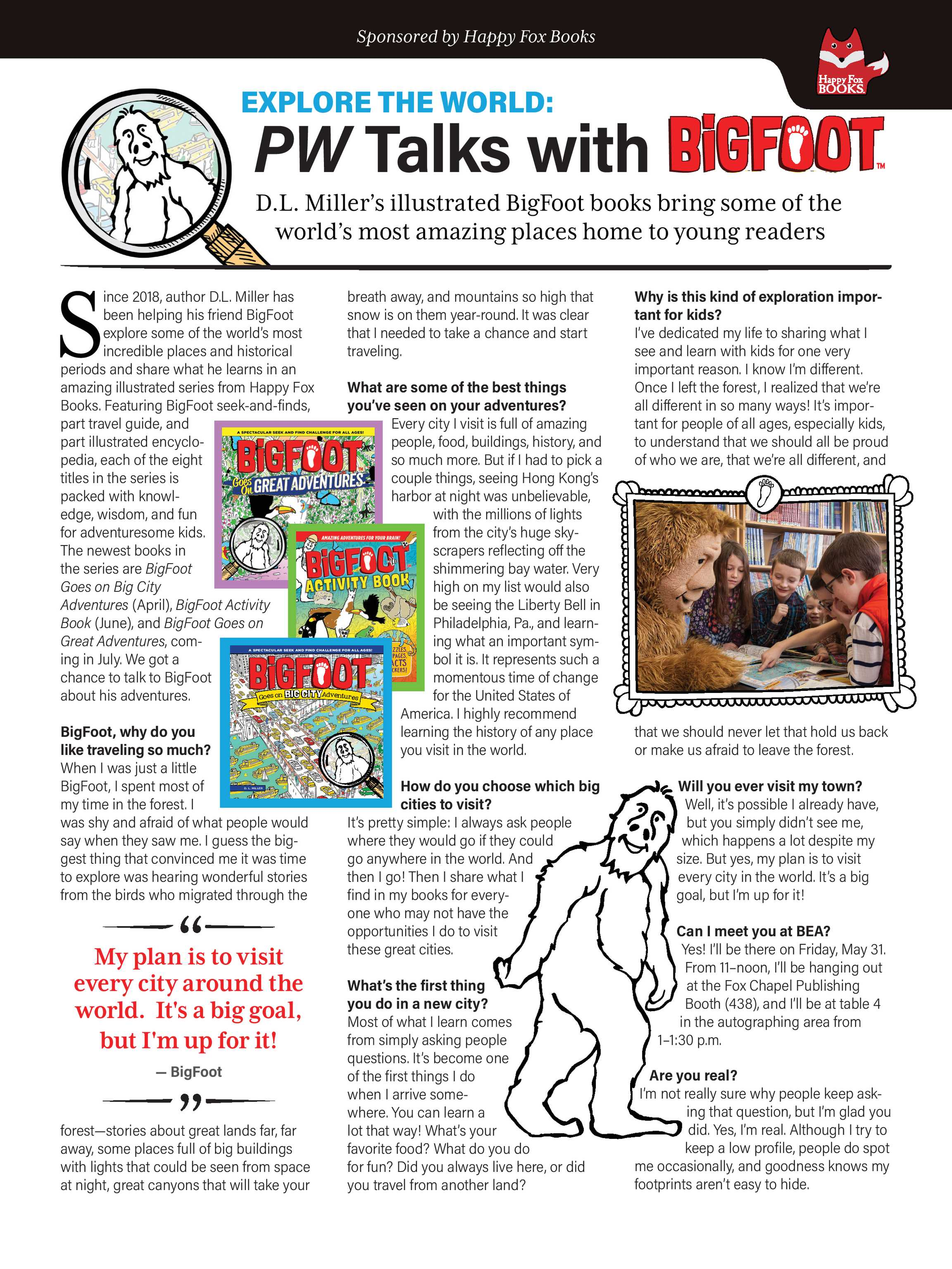 Publishers Weekly Book Expo Preview 2019 Page 42