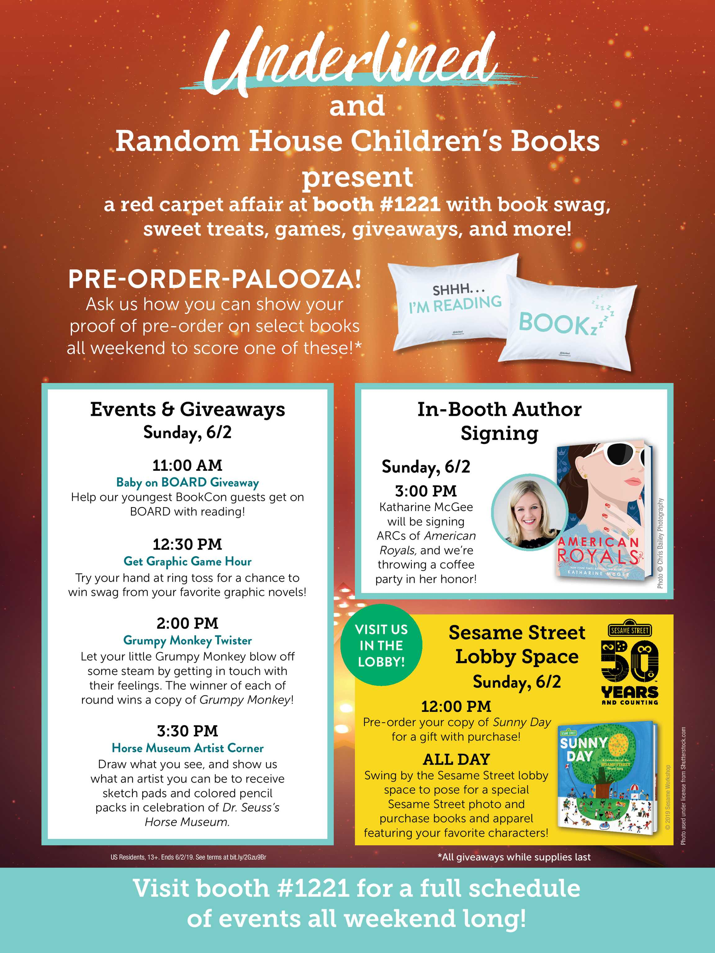 Publishers Weekly - BookCon Show Daily June 2, 2019 - page 3