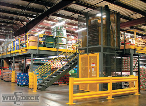 new mezzanine platforms vrcs and safety products