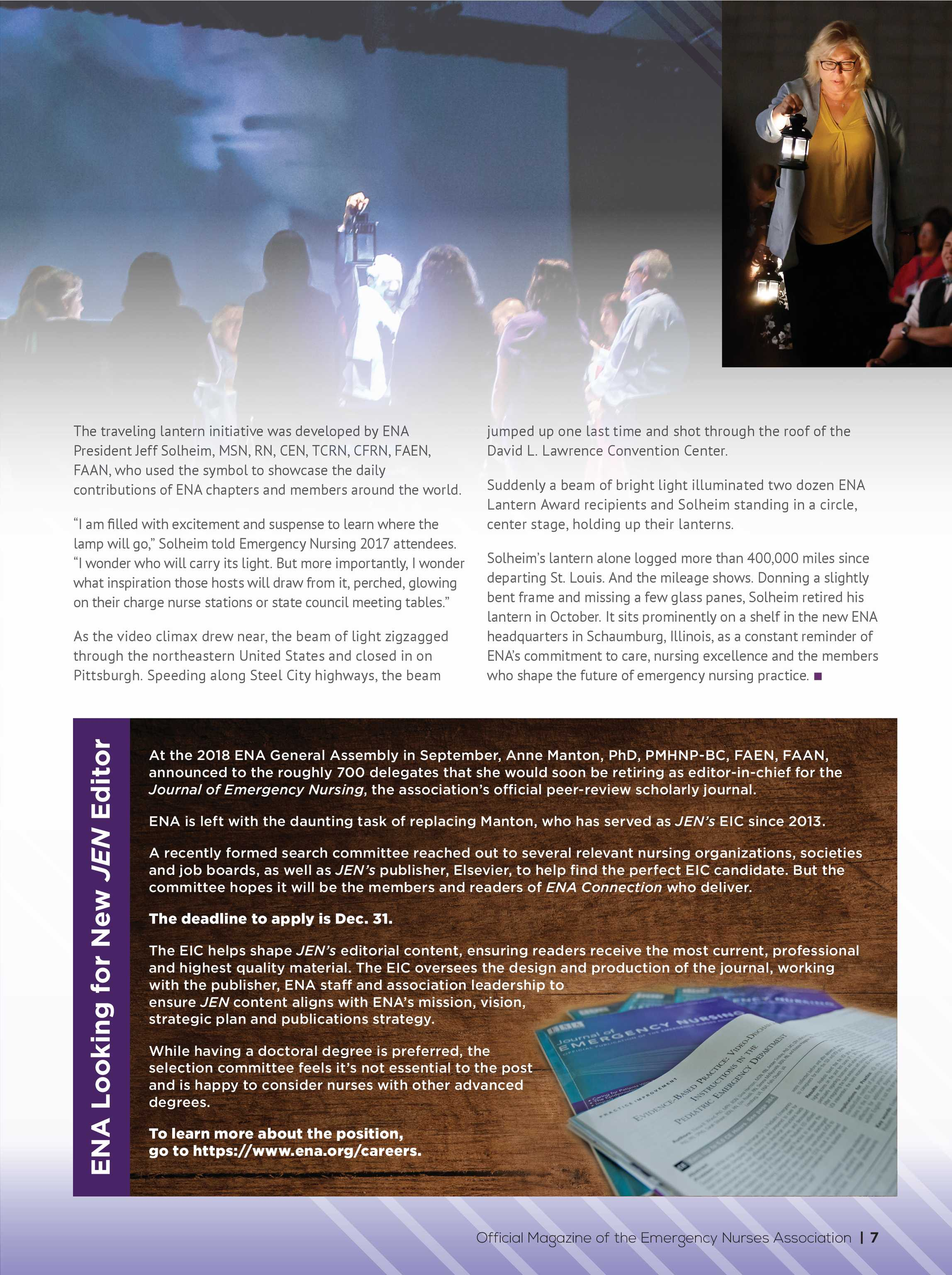 ENA Connection - December 2018 - page 8