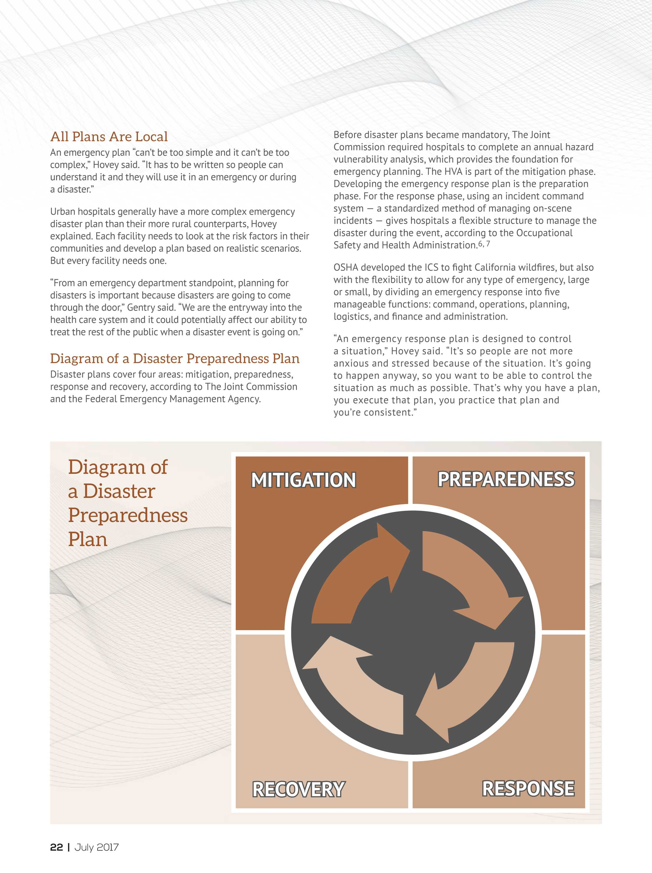 ENA Connection - July 2017 - page 21