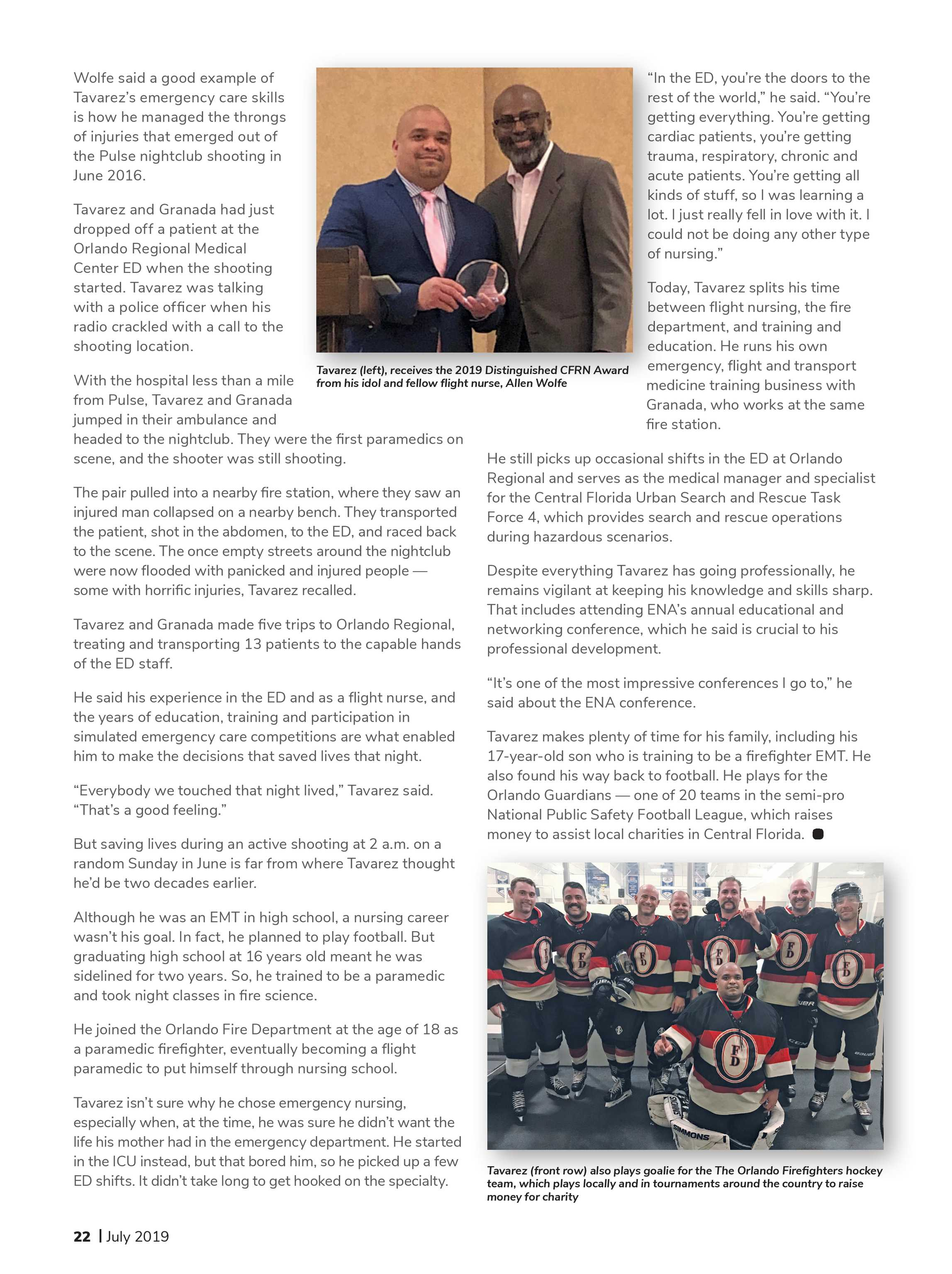 ENA Connection - July 2019 - page 22