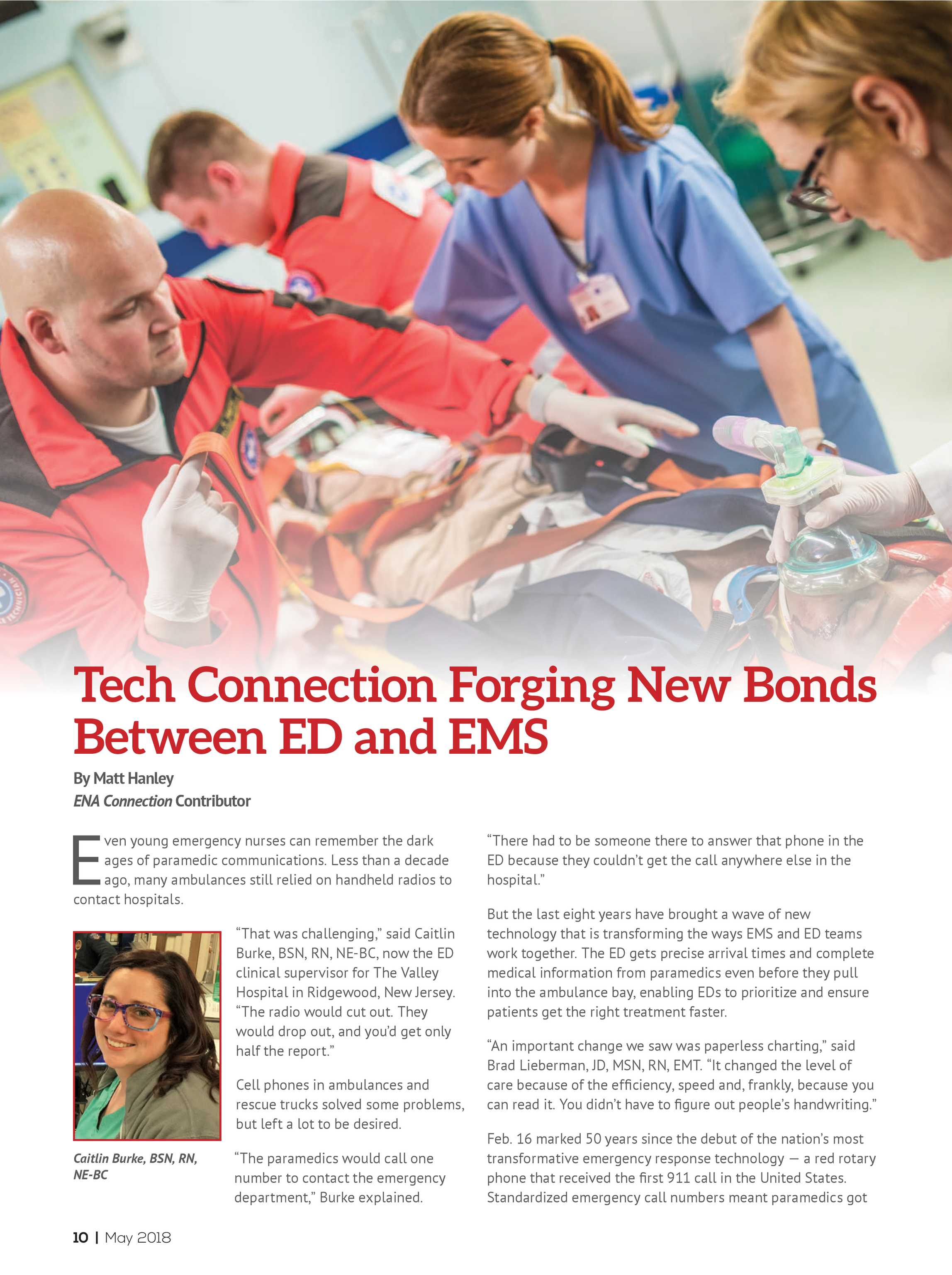 ENA Connection - May 2018 - page 10