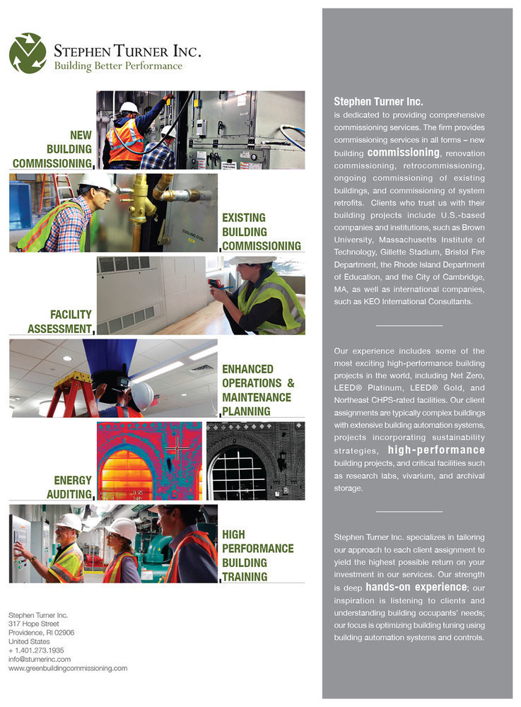Building Energy Magazine (ENEB) - Fall 2018 - Beyond Energy ...