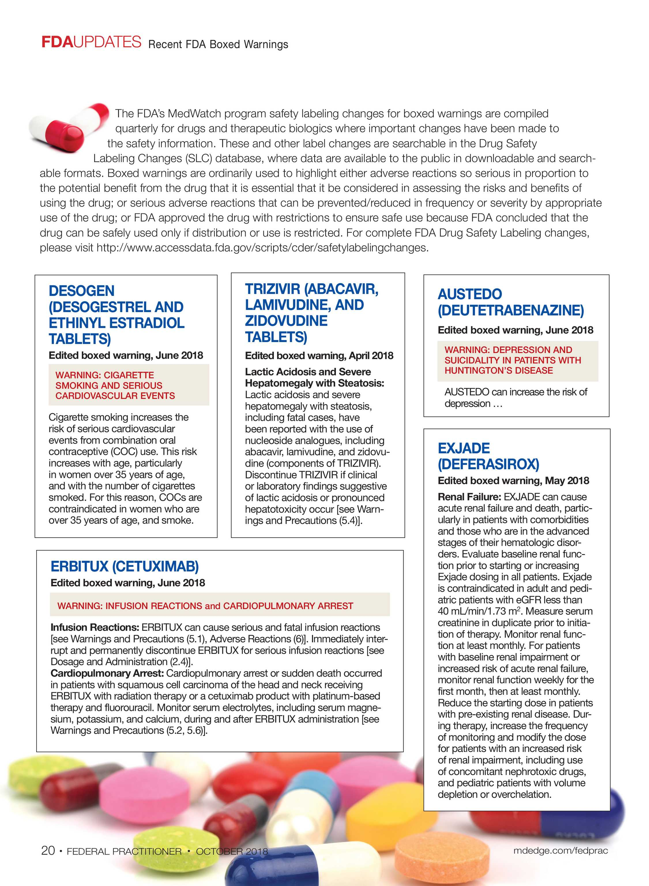 Federal Practitioner - October2018 - page 20