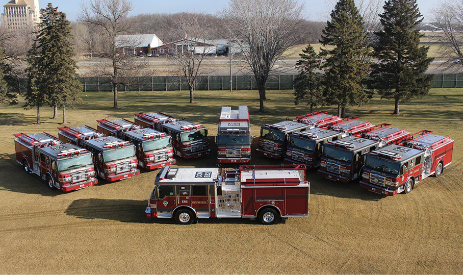Fire Apparatus Magazine - December 2018 - Leasing Fire Trucks