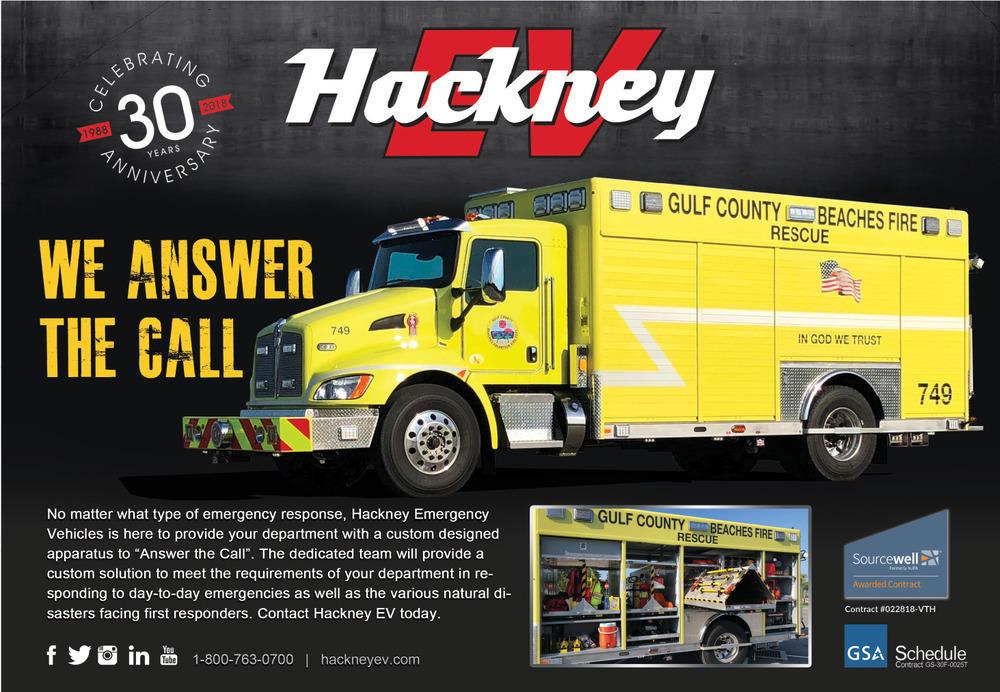 Fire Apparatus Magazine - December 2018 - Leasing Fire Trucks