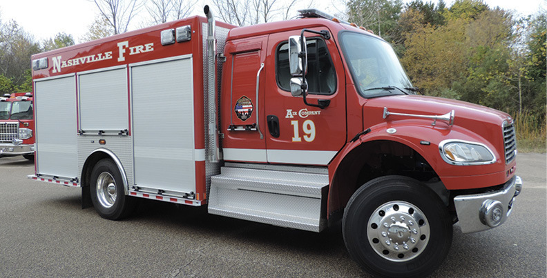 Fire Apparatus Magazine - February 2019 - In the News