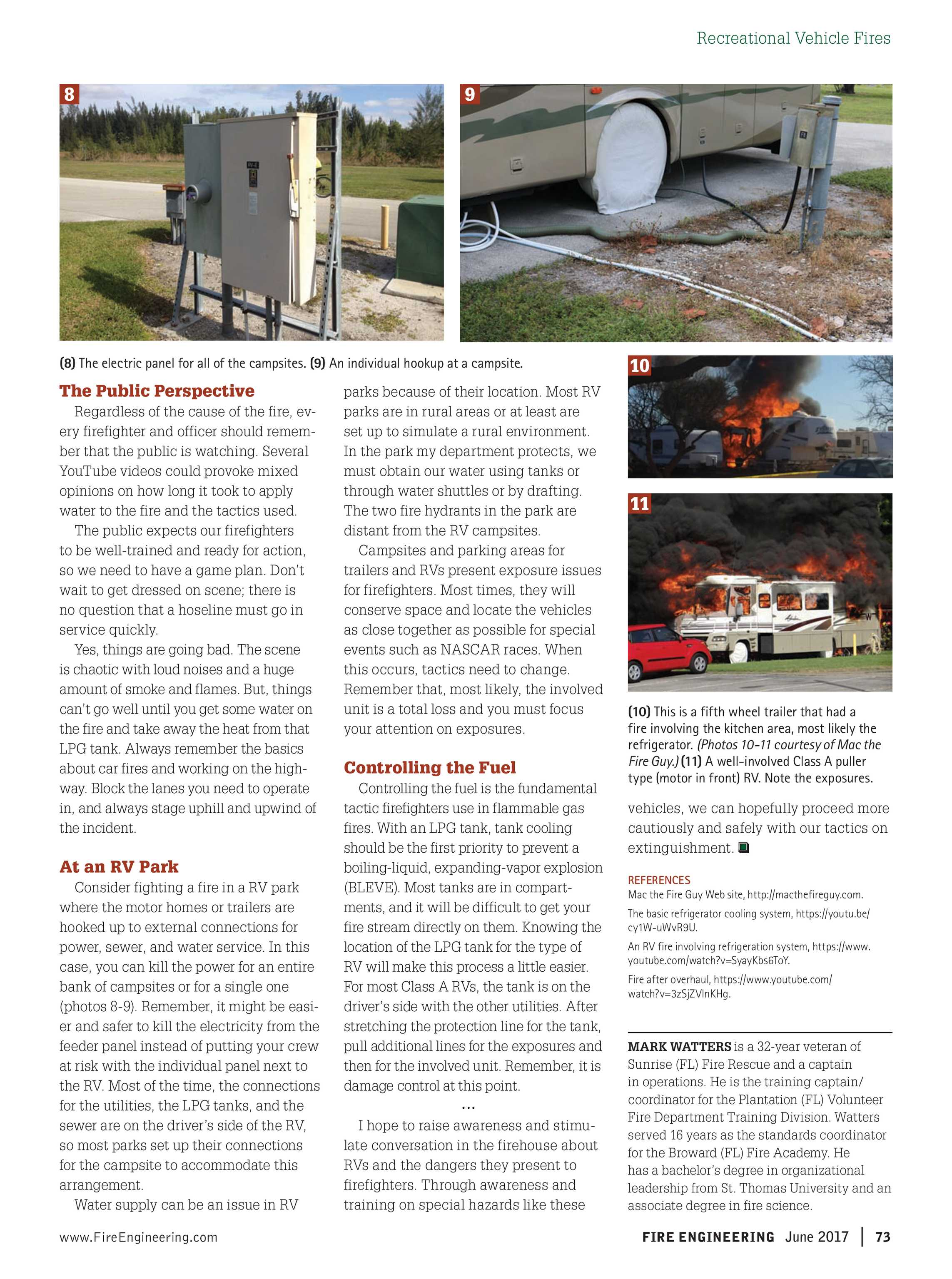 Fire Engineering - June 2017 - page 73